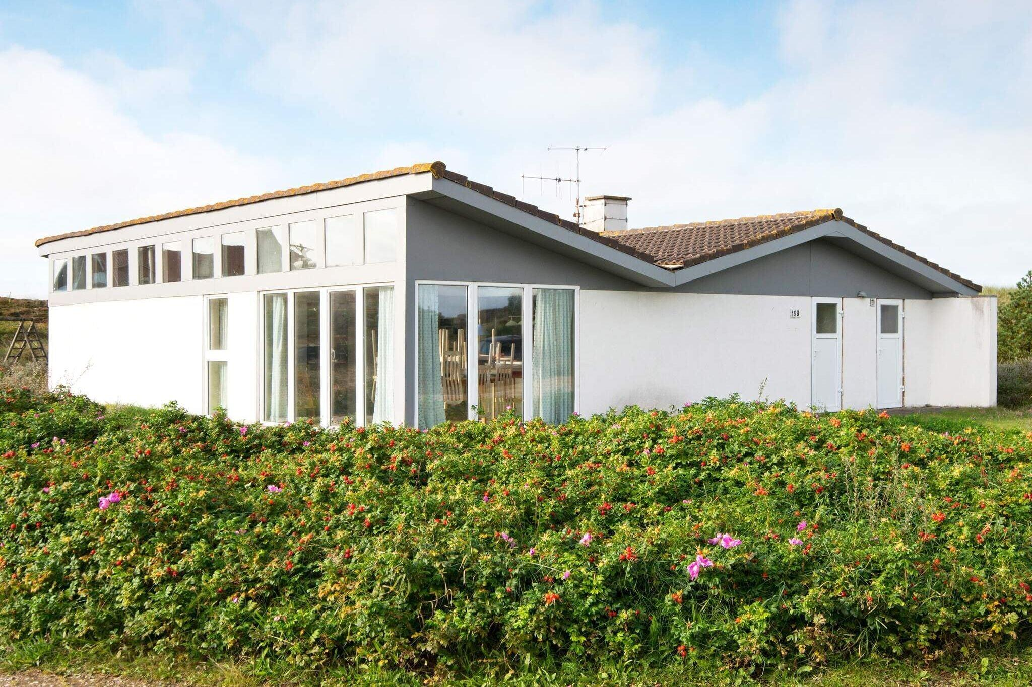 Holiday home in Hvide Sande for 10 persons