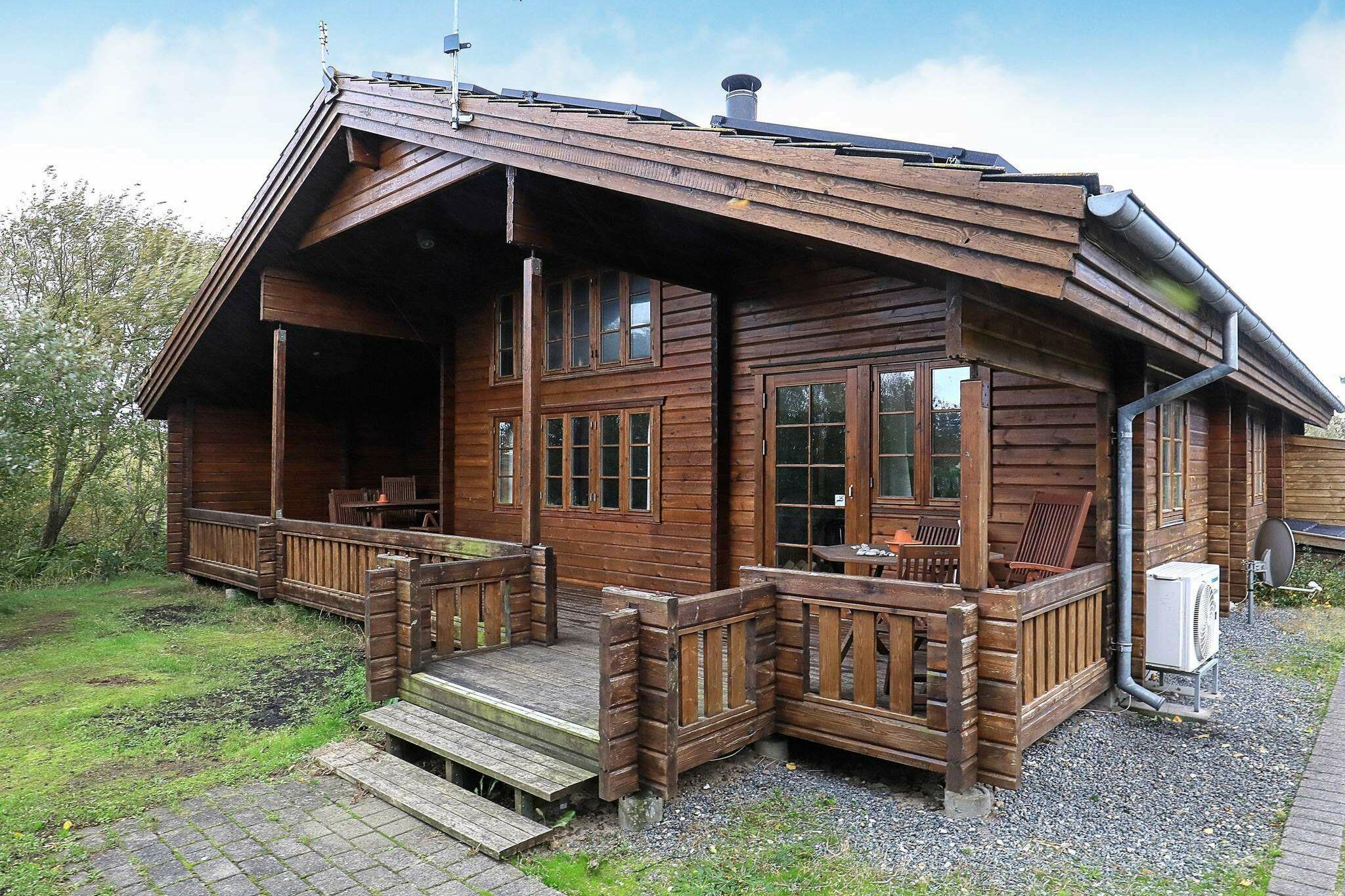 Holiday home in Ringkobing for 8 persons