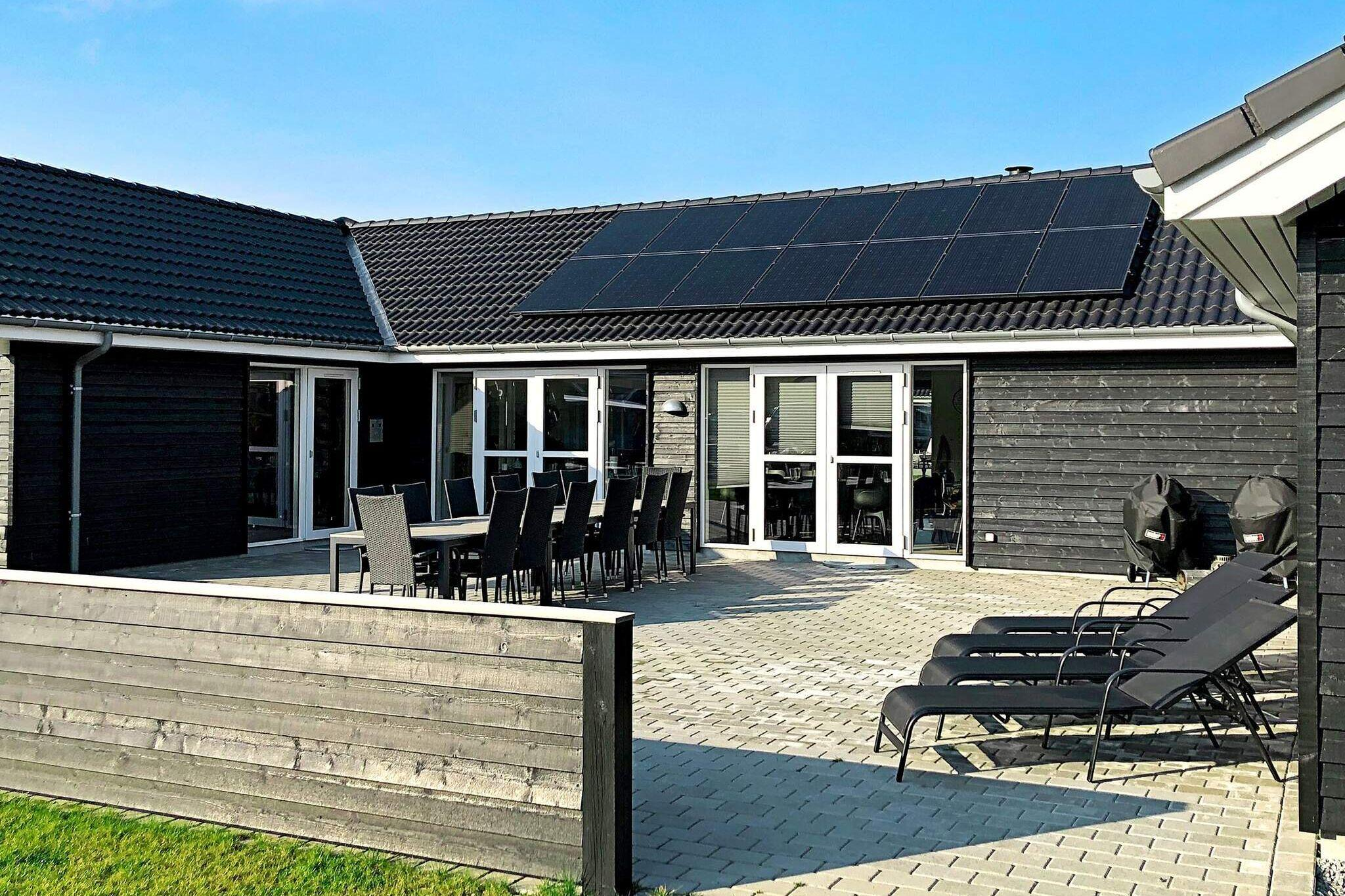 Holiday home in Grenaa for 26 persons