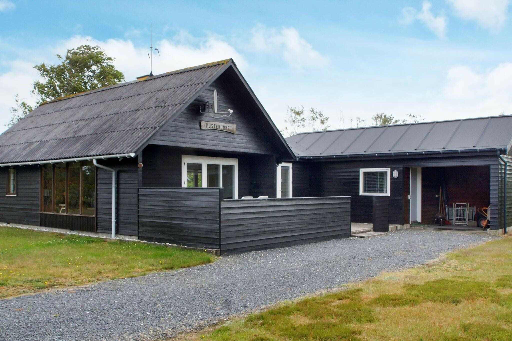 Holiday home in Hemmet for 4 persons