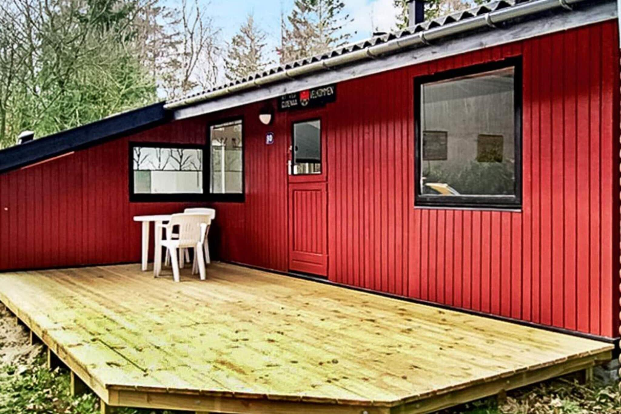 Holiday home in Ry for 5 persons