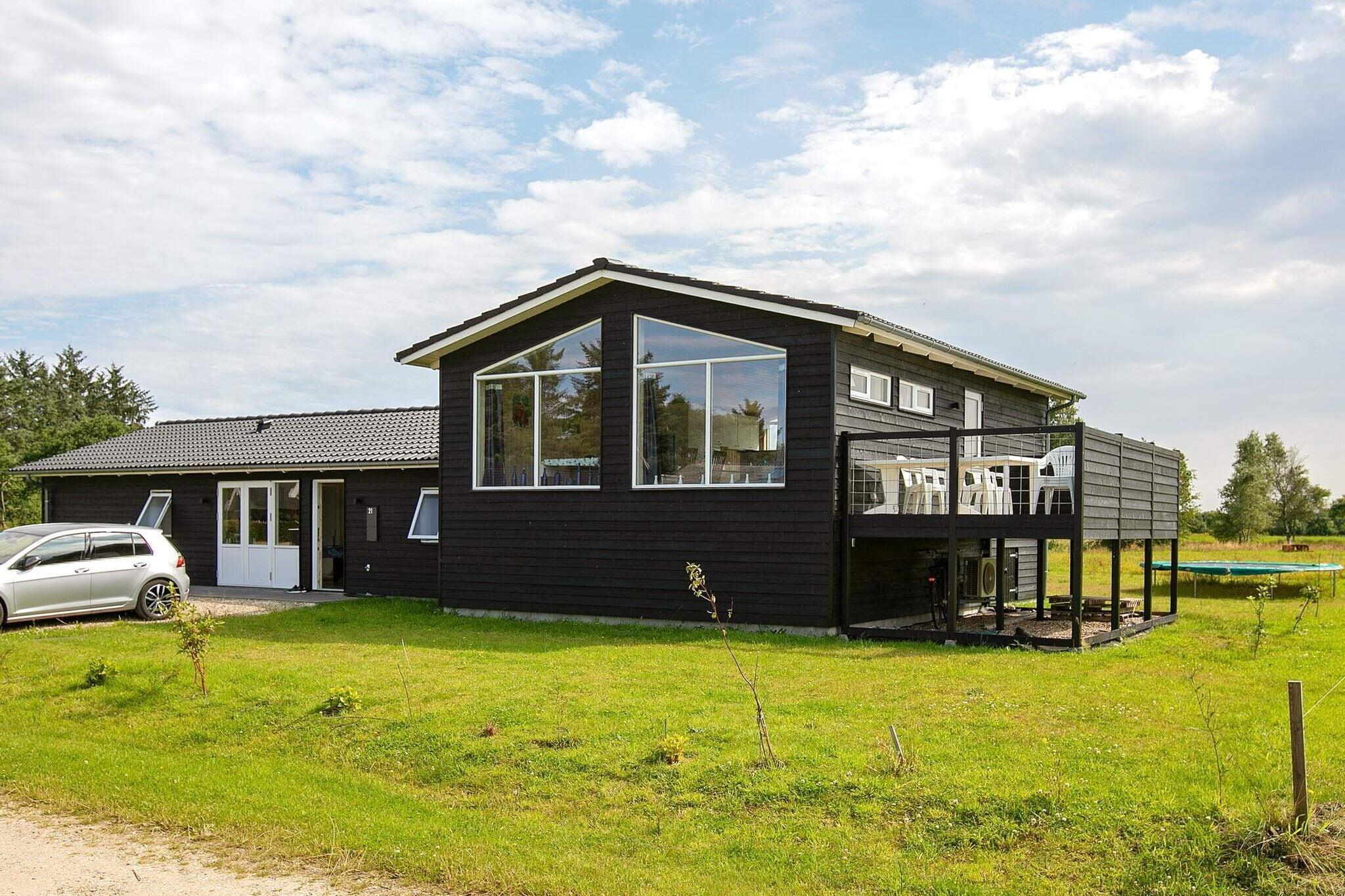 Holiday home in Ansager for 10 persons