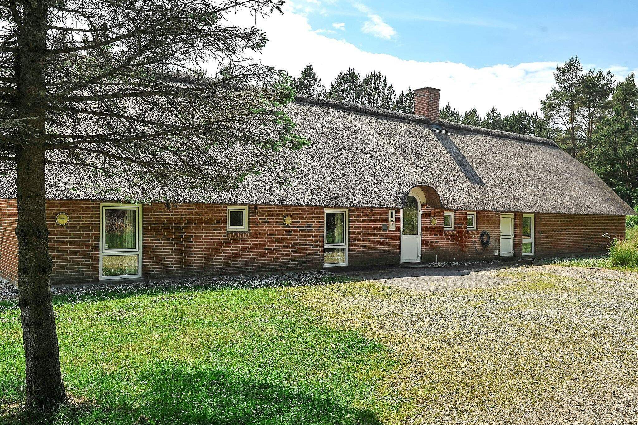Holiday home in Ulfborg for 16 persons