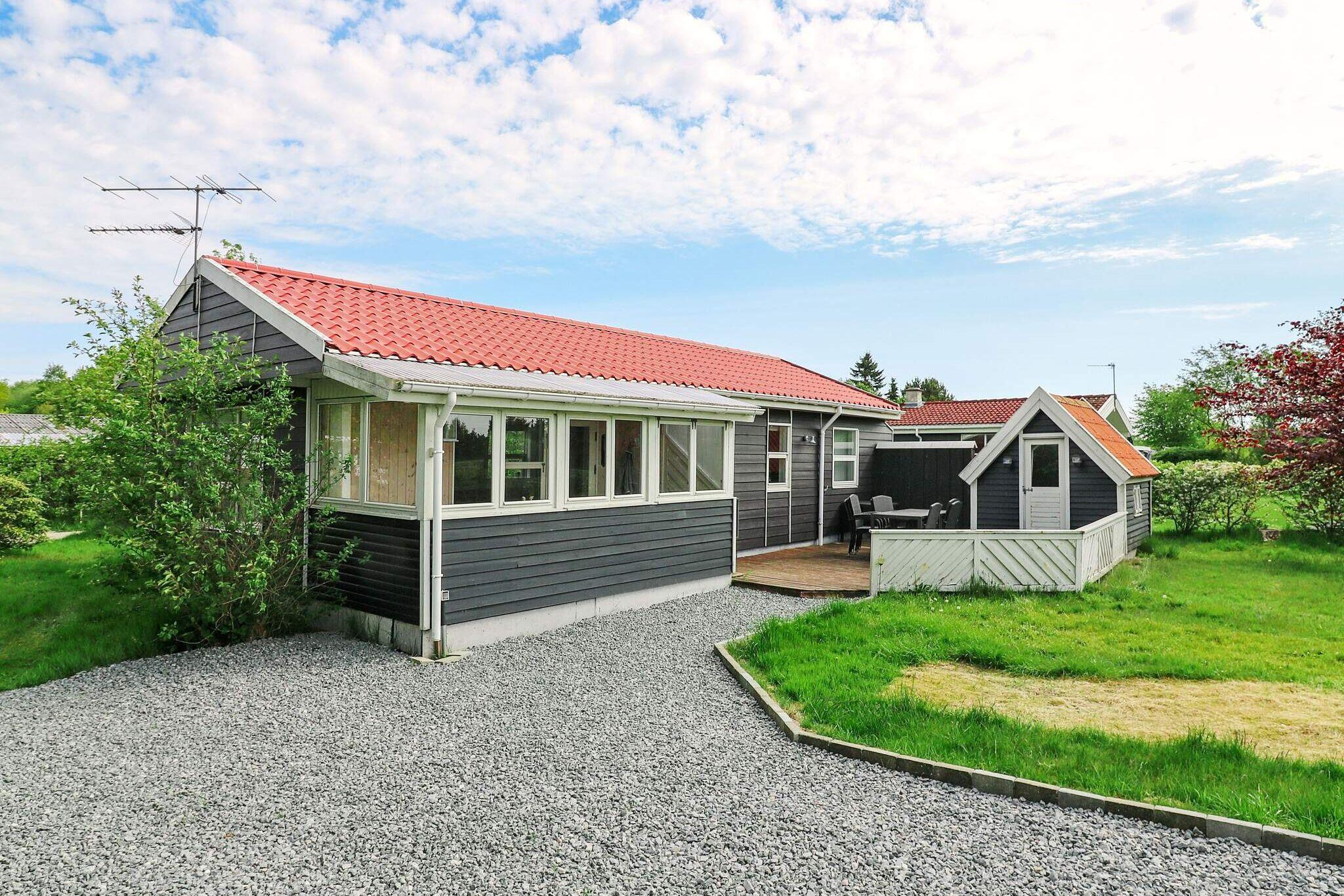 Holiday home in Hadsund for 4 persons
