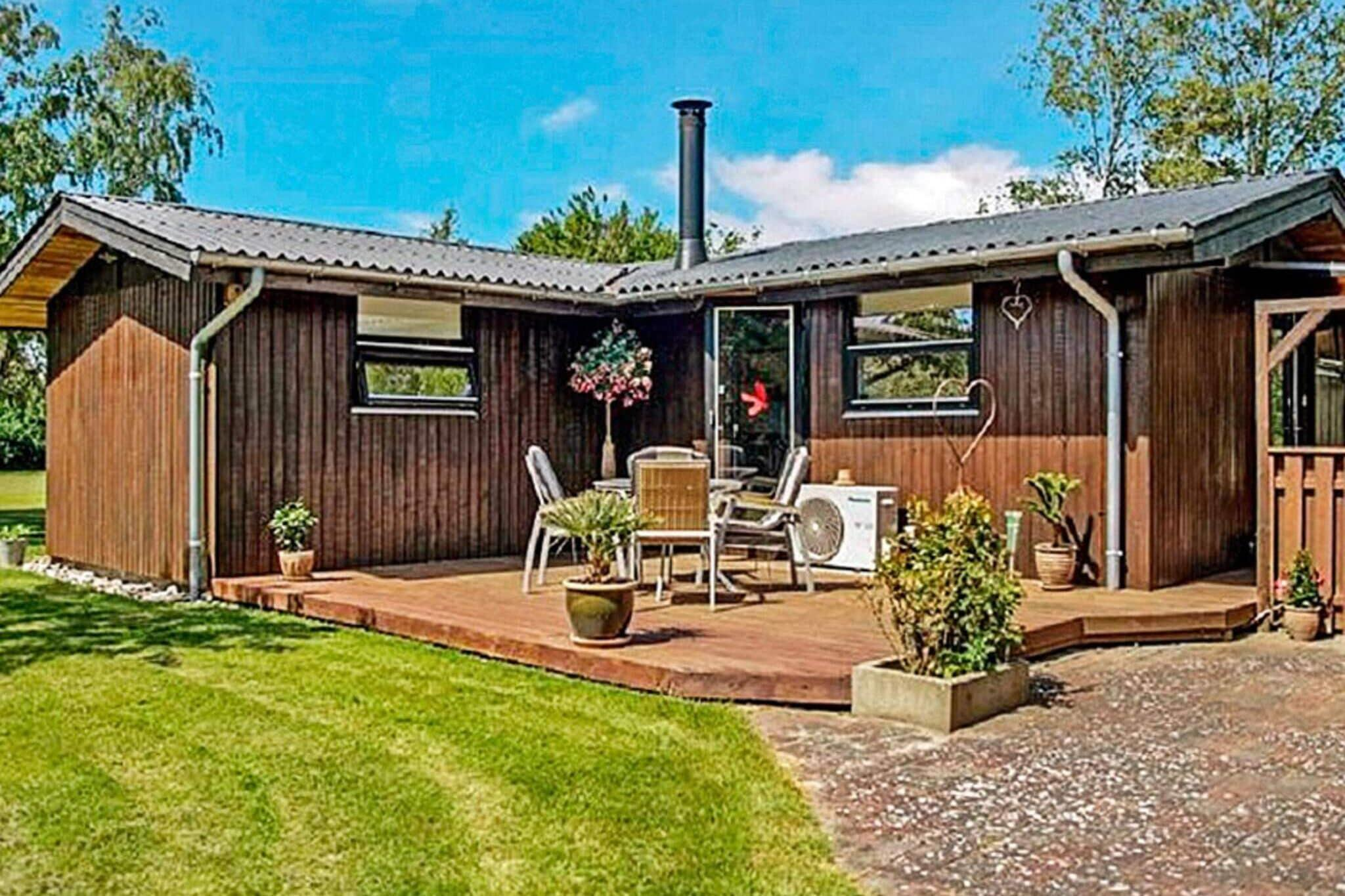 Holiday home in Slagelse for 4 persons