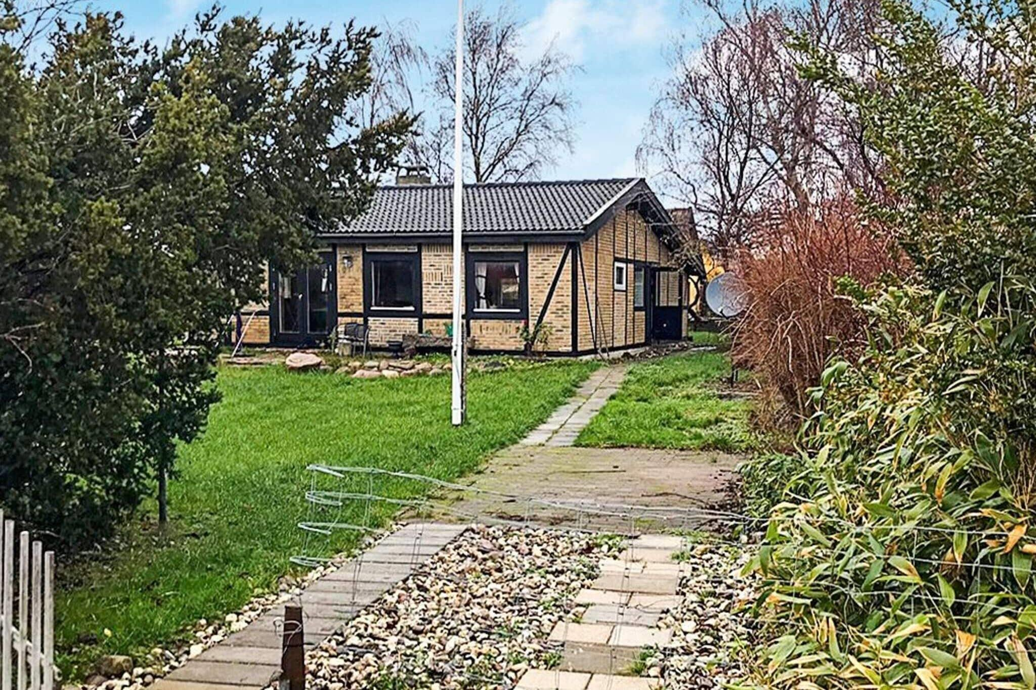 Holiday home in Jaegerspris for 7 persons