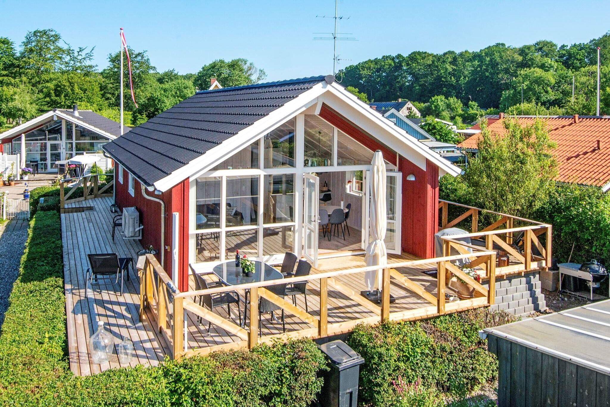 Holiday home in Haderslev for 4 persons
