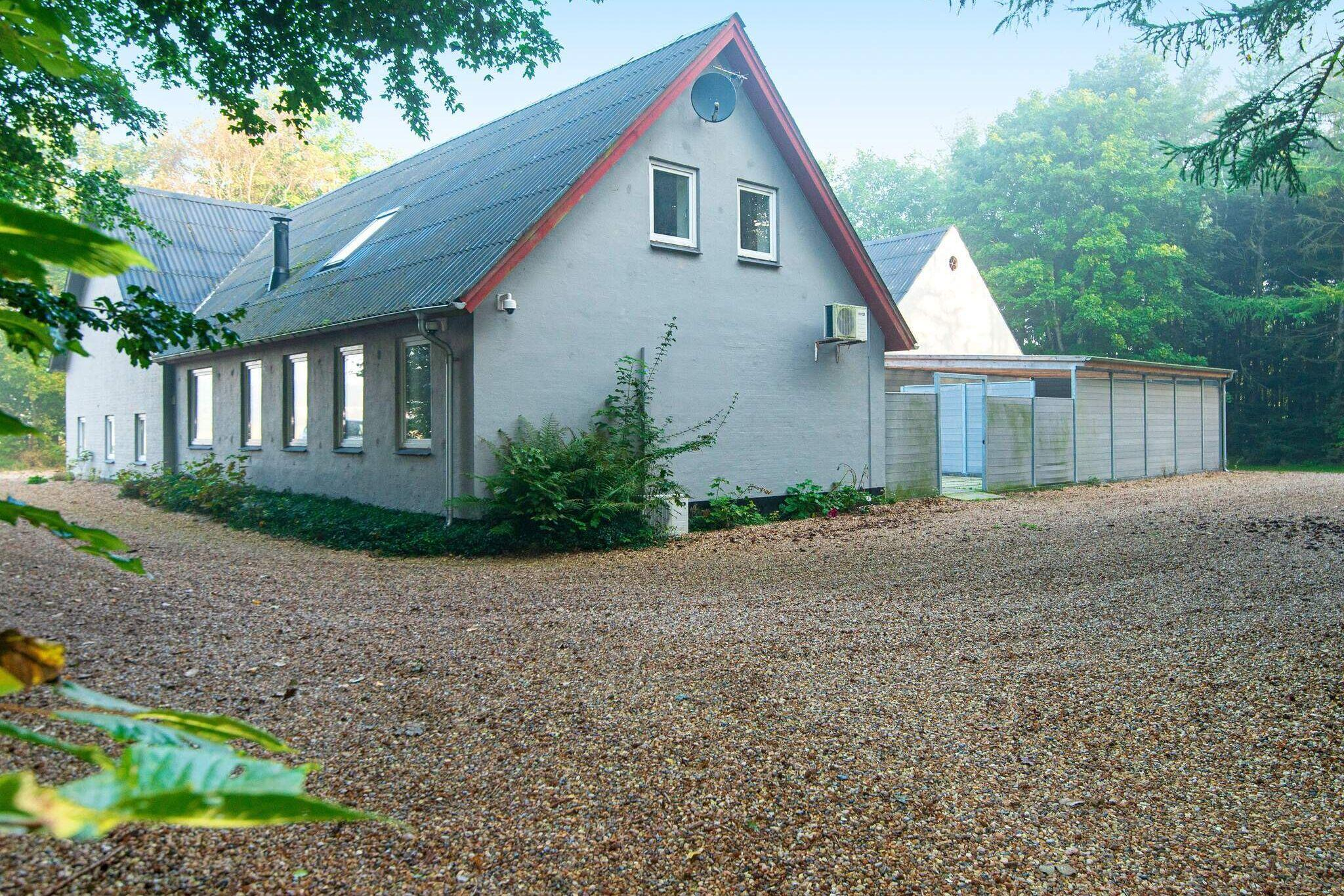Holiday home in Sonder Omme for 16 persons
