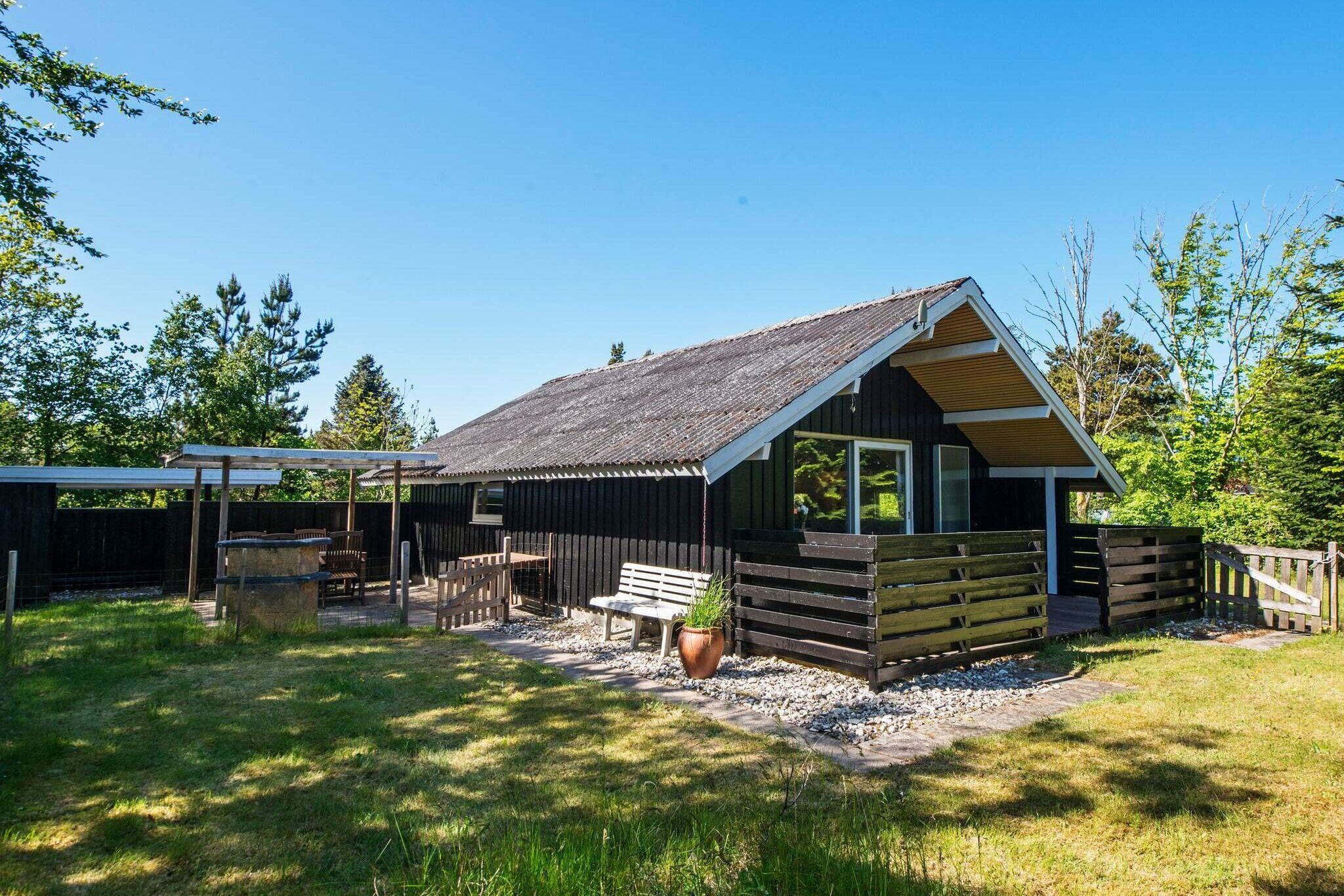 Holiday home in Skjern for 4 persons