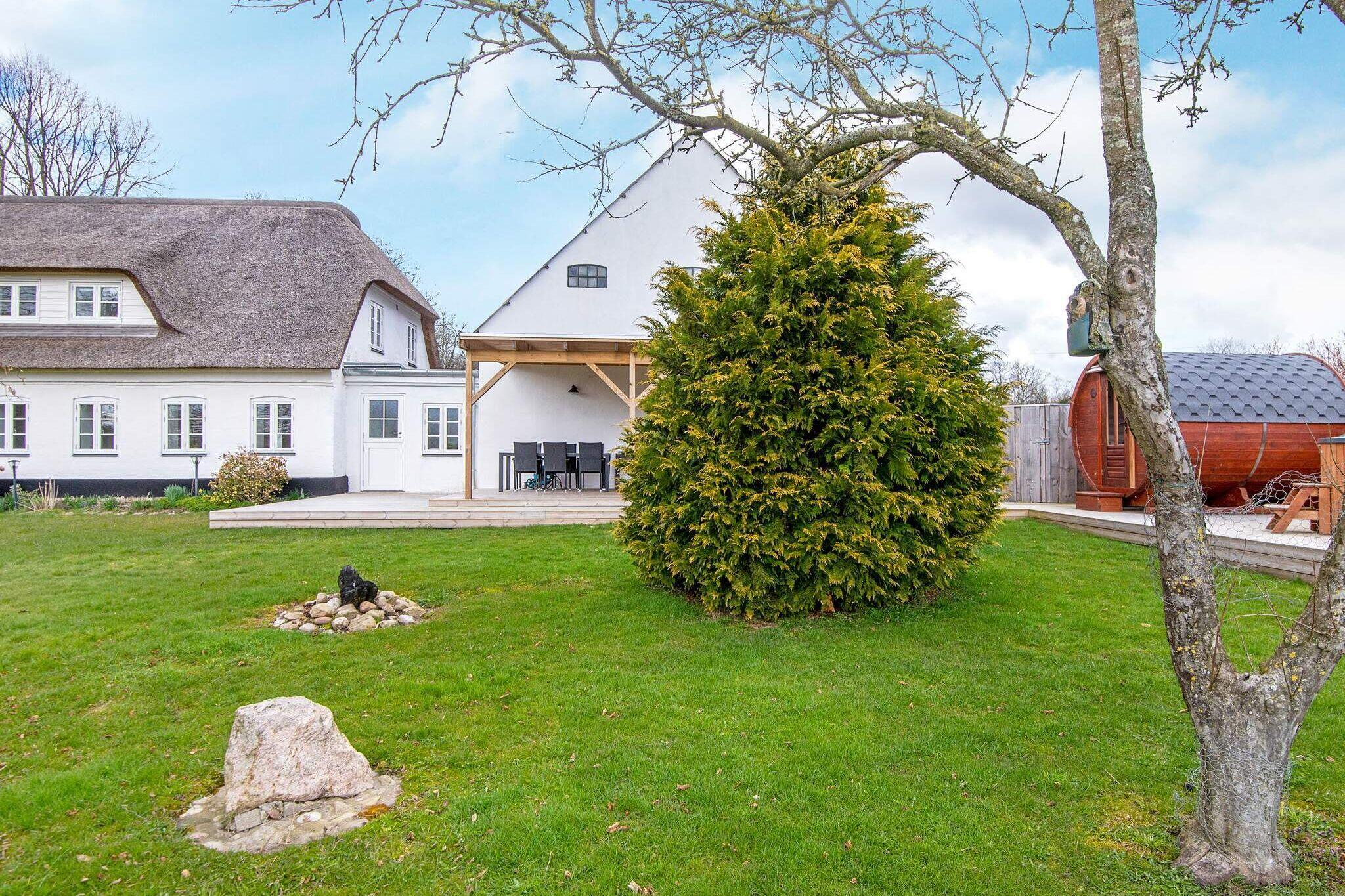 Holiday home in Rodding for 14 persons