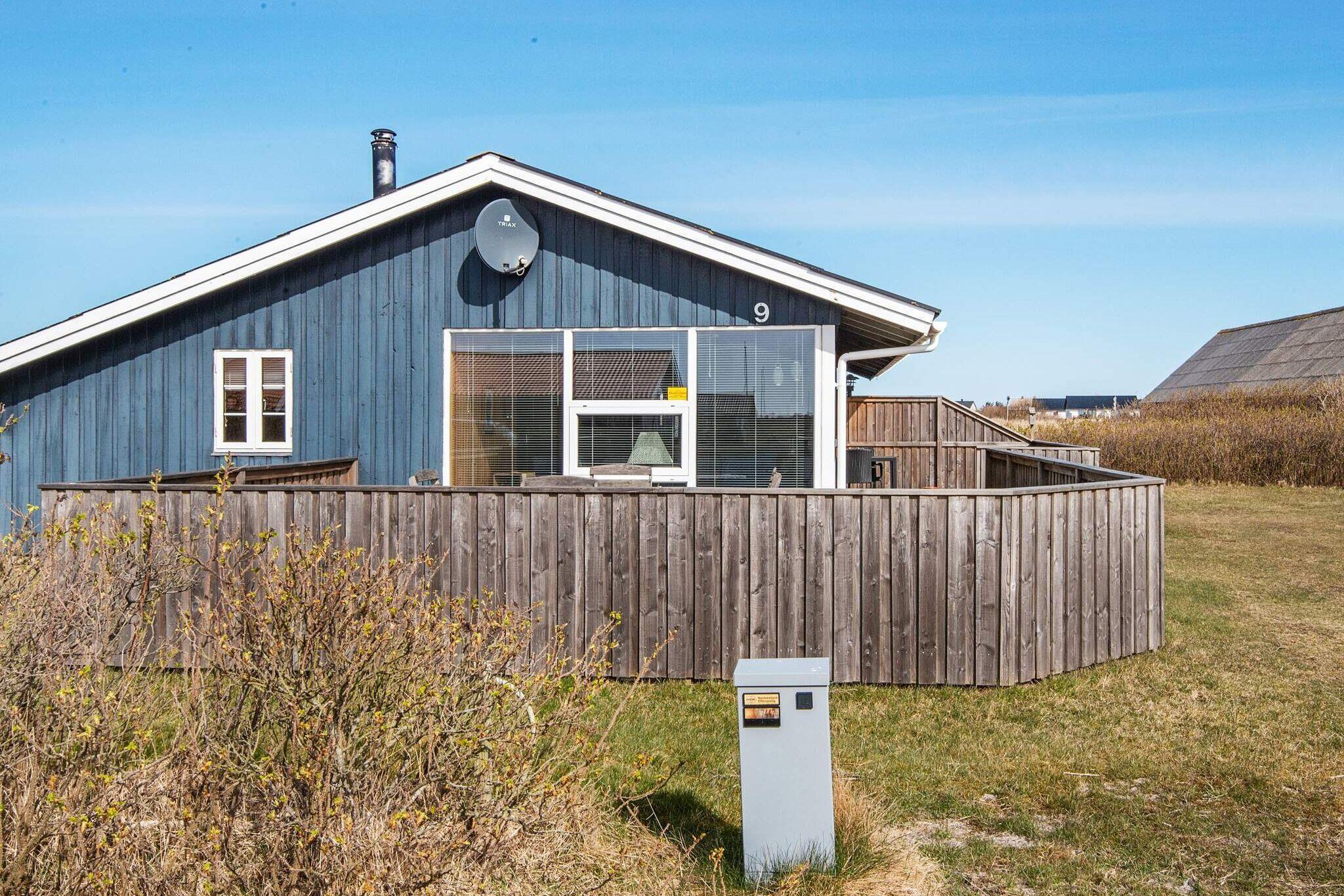 Holiday home in Harboore for 6 persons