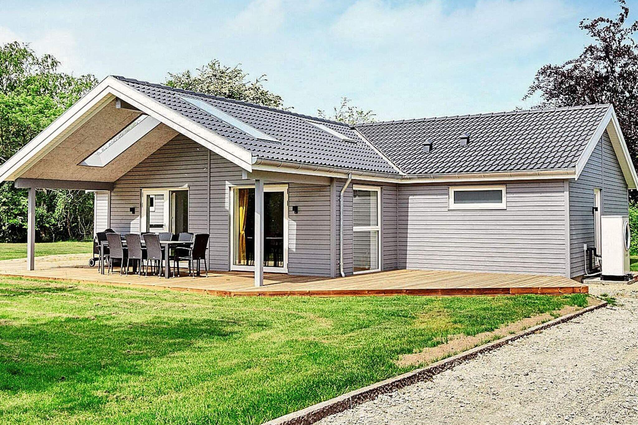 Holiday home in Slagelse for 10 persons