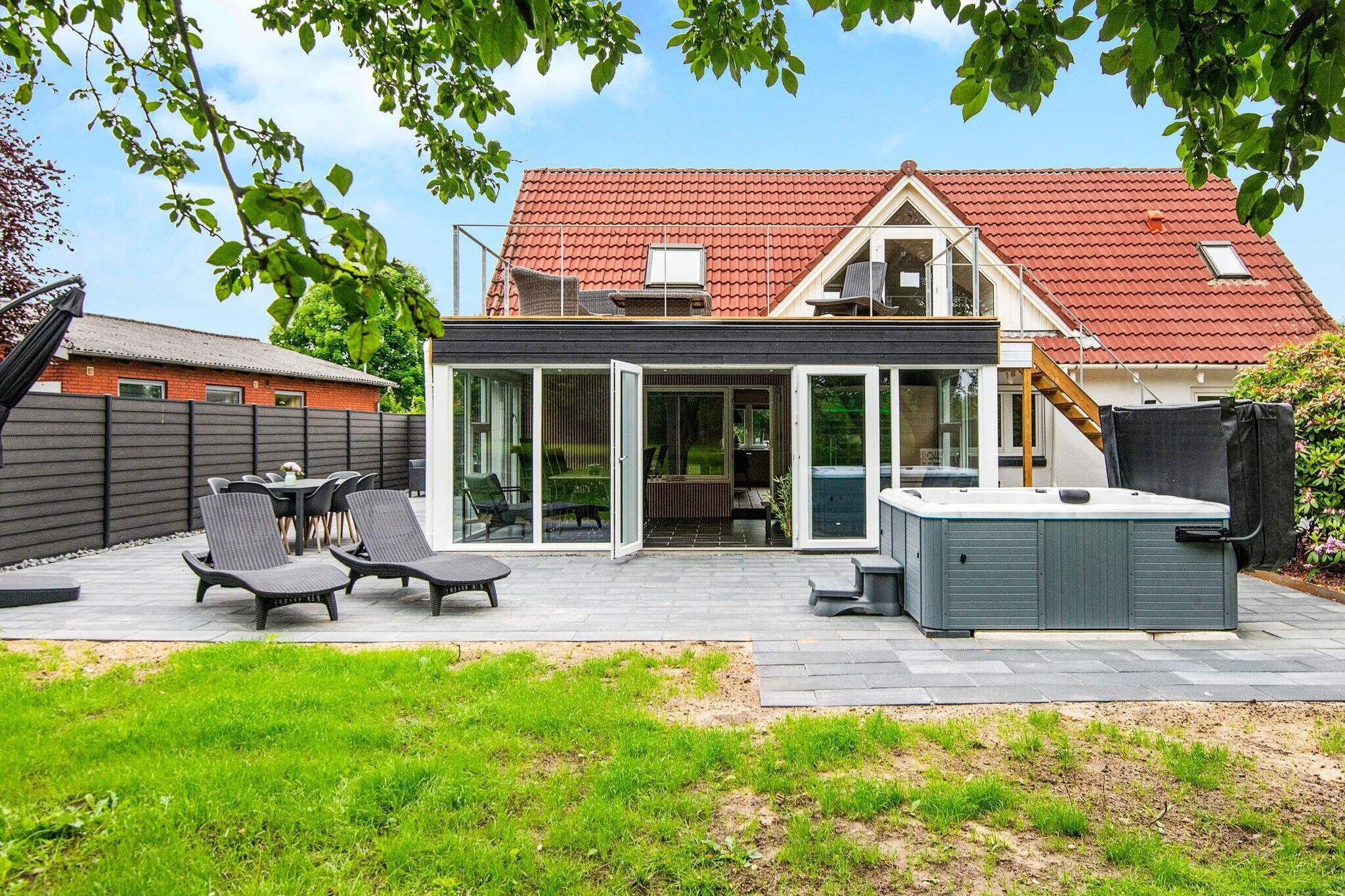 Holiday home in Henne for 8 persons