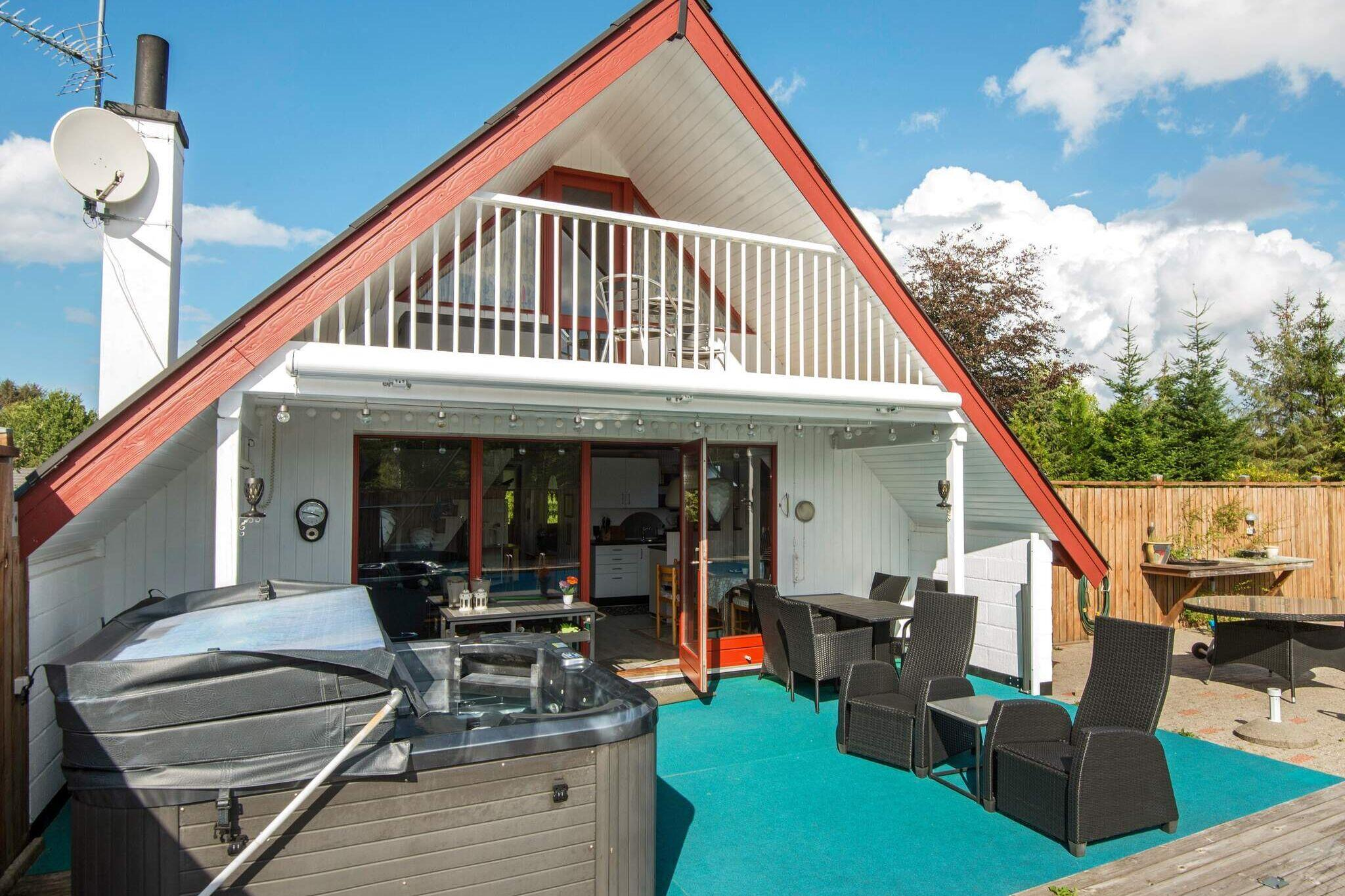 Holiday home in Glesborg for 5 persons