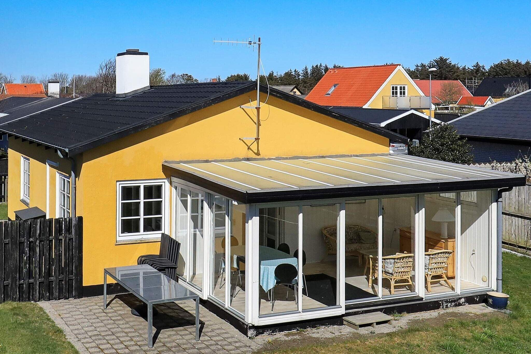 Holiday home in Skagen for 4 persons