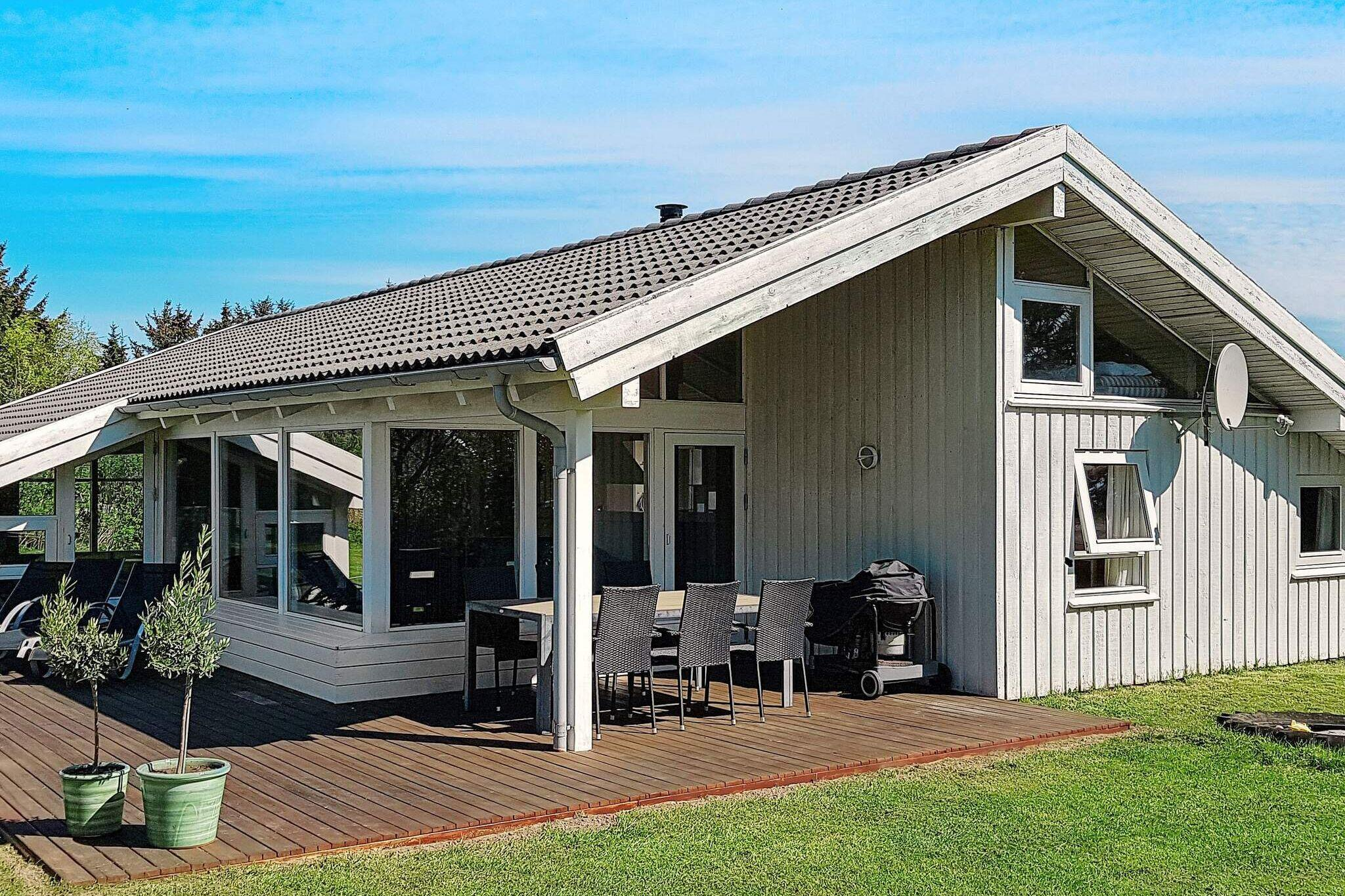 Holiday home in Hjorring for 10 persons