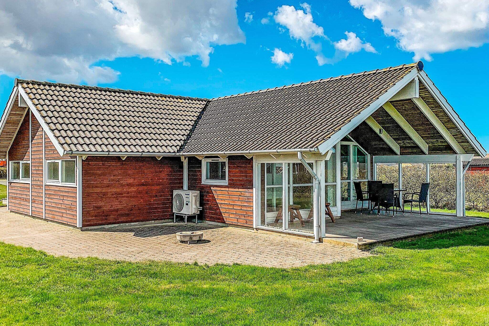 Holiday home in Lemvig for 6 persons