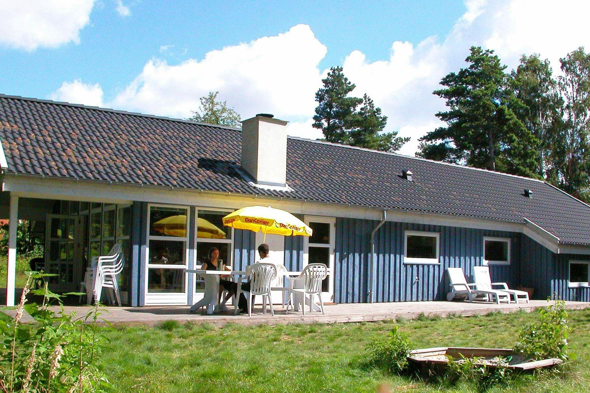 Holiday home in Åkirkeby for 10 persons