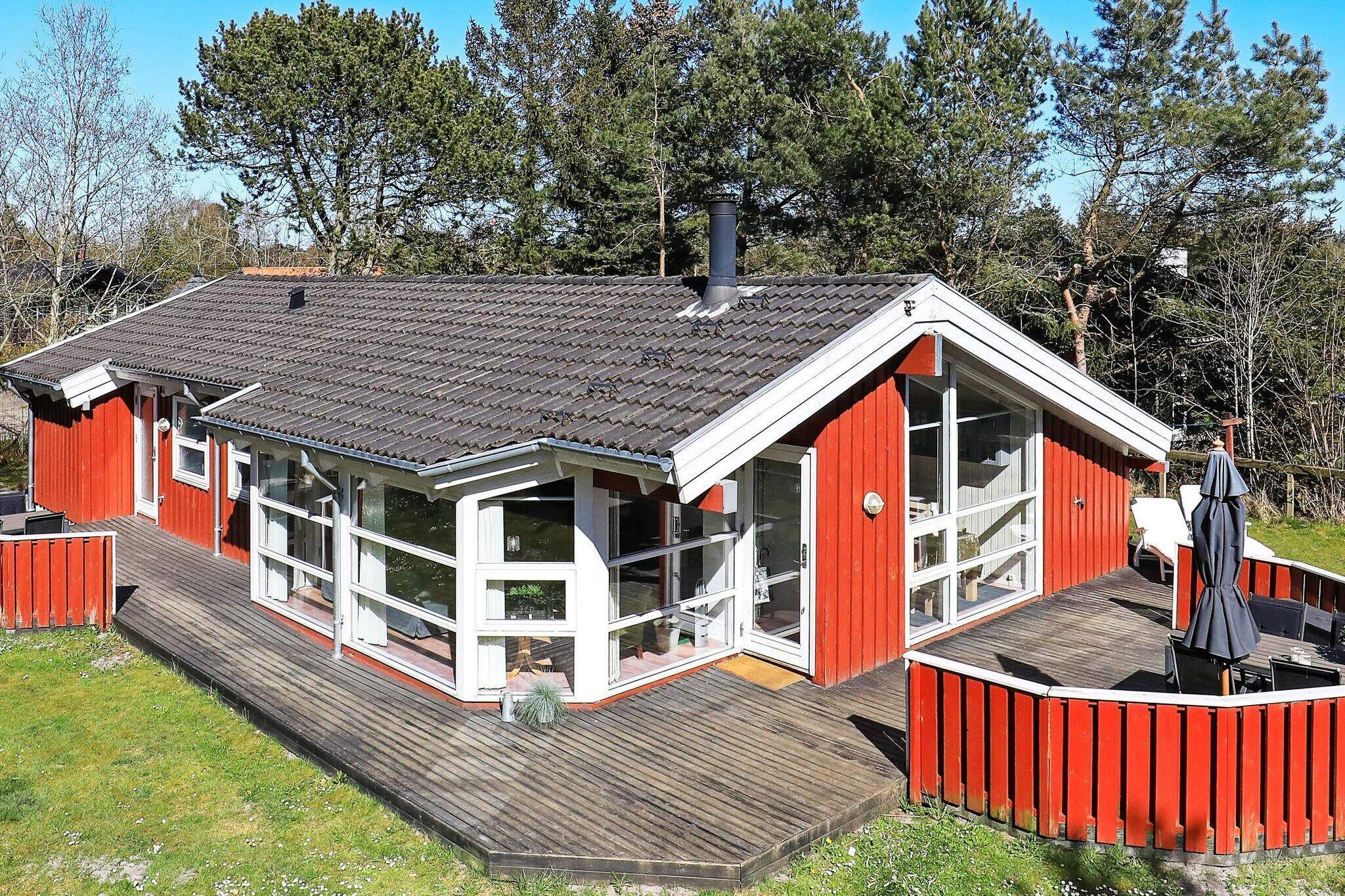 Holiday home in Hals for 8 persons