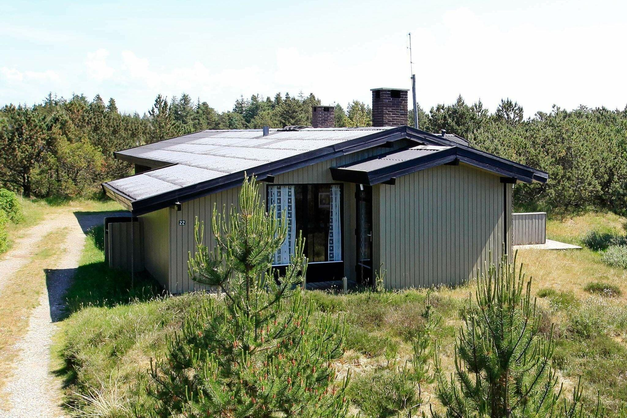 Holiday home in Blavand for 6 persons