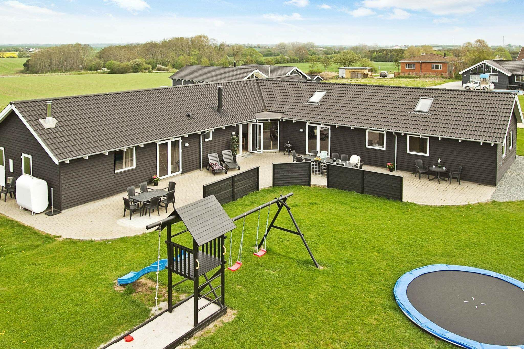 Holiday home in Sydals for 18 persons