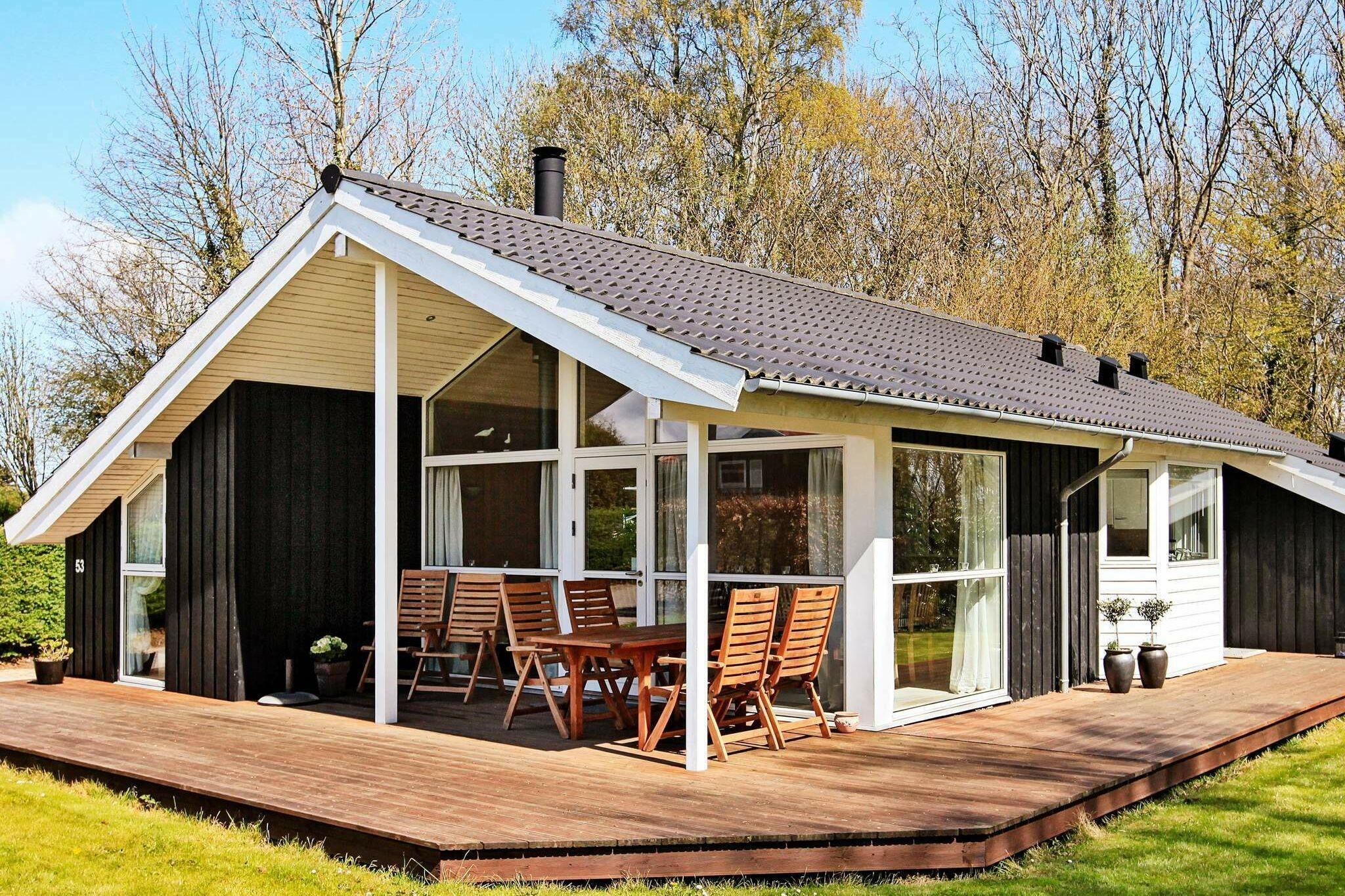 Holiday home in Frorup for 7 persons