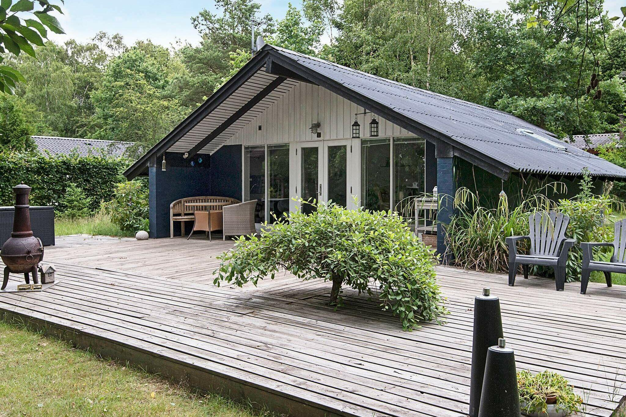 Holiday home in Farvang for 6 persons