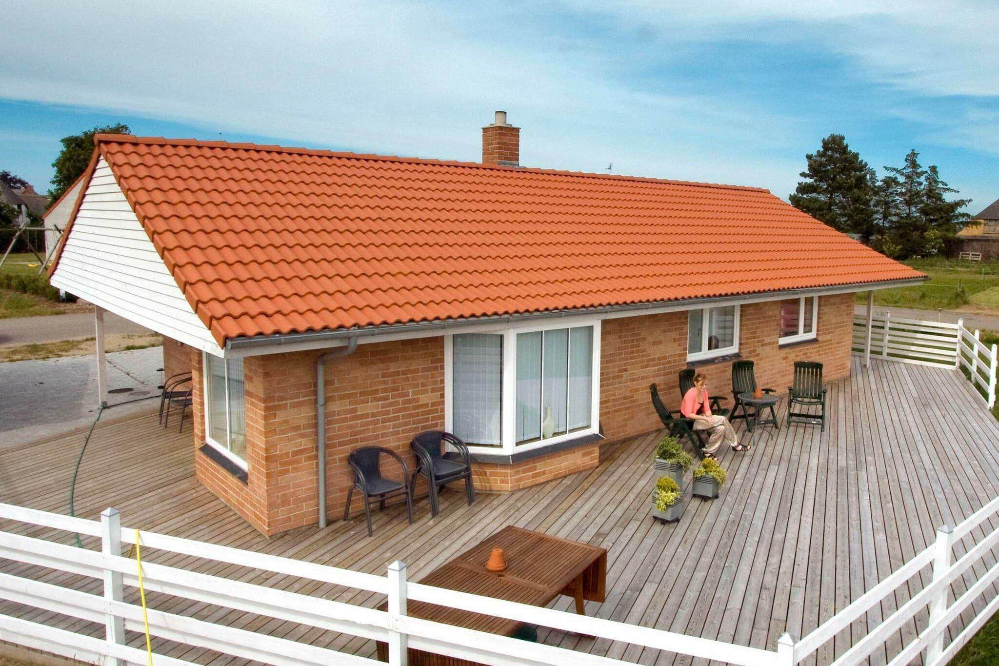Holiday home in Humble for 6 persons