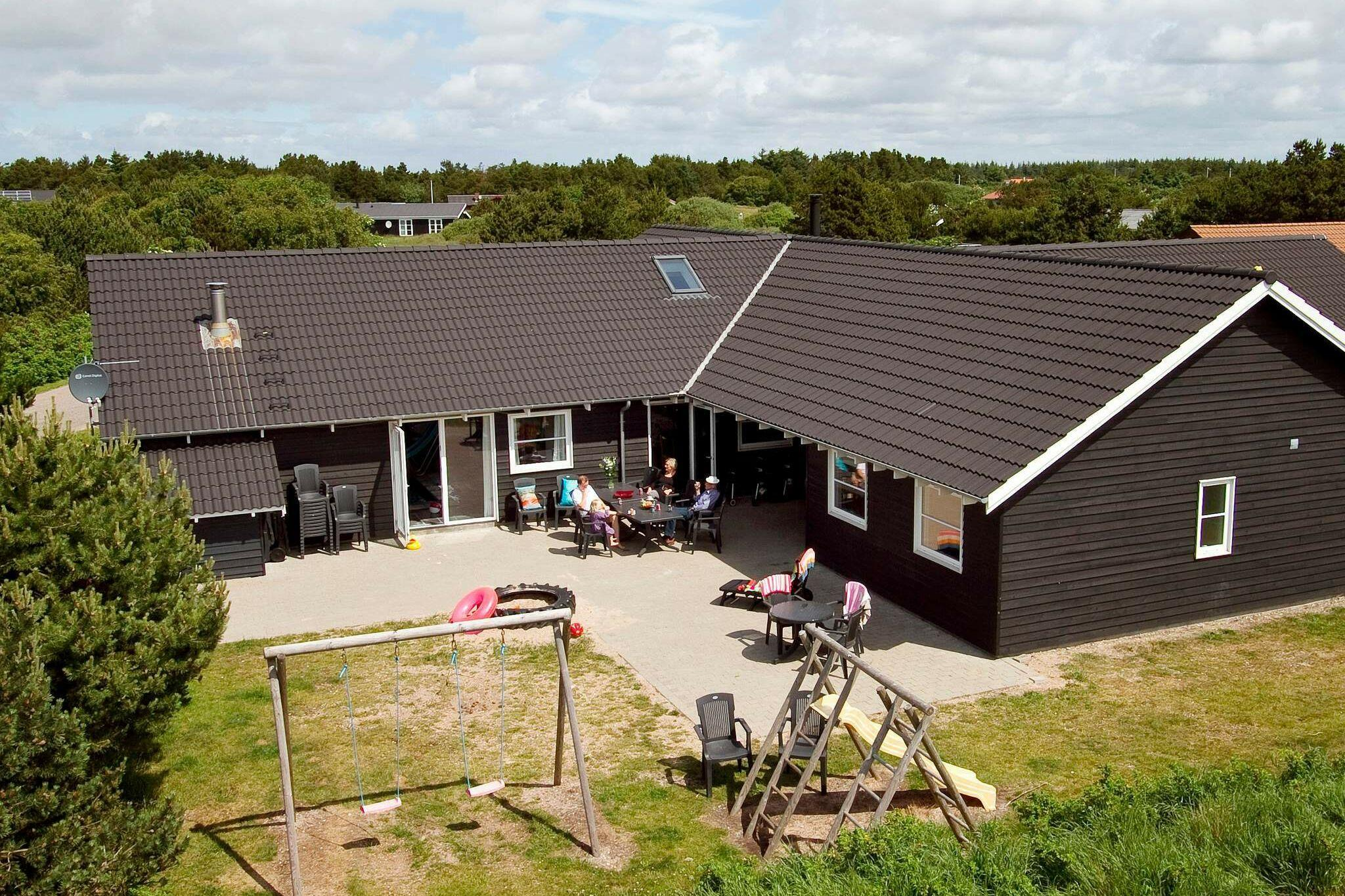 Holiday home in Vejers Strand for 22 persons