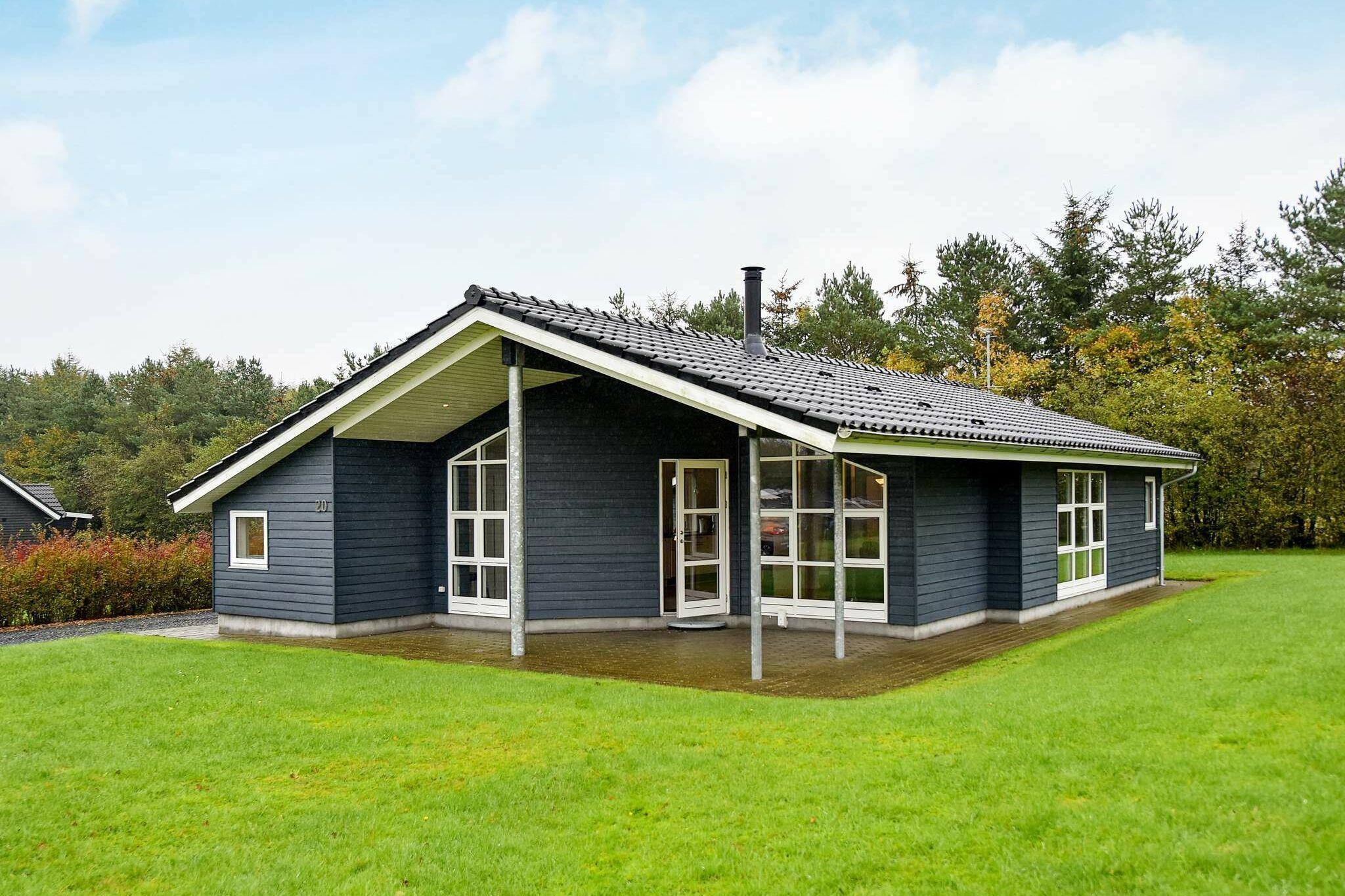 Holiday home in Hovborg for 6 persons