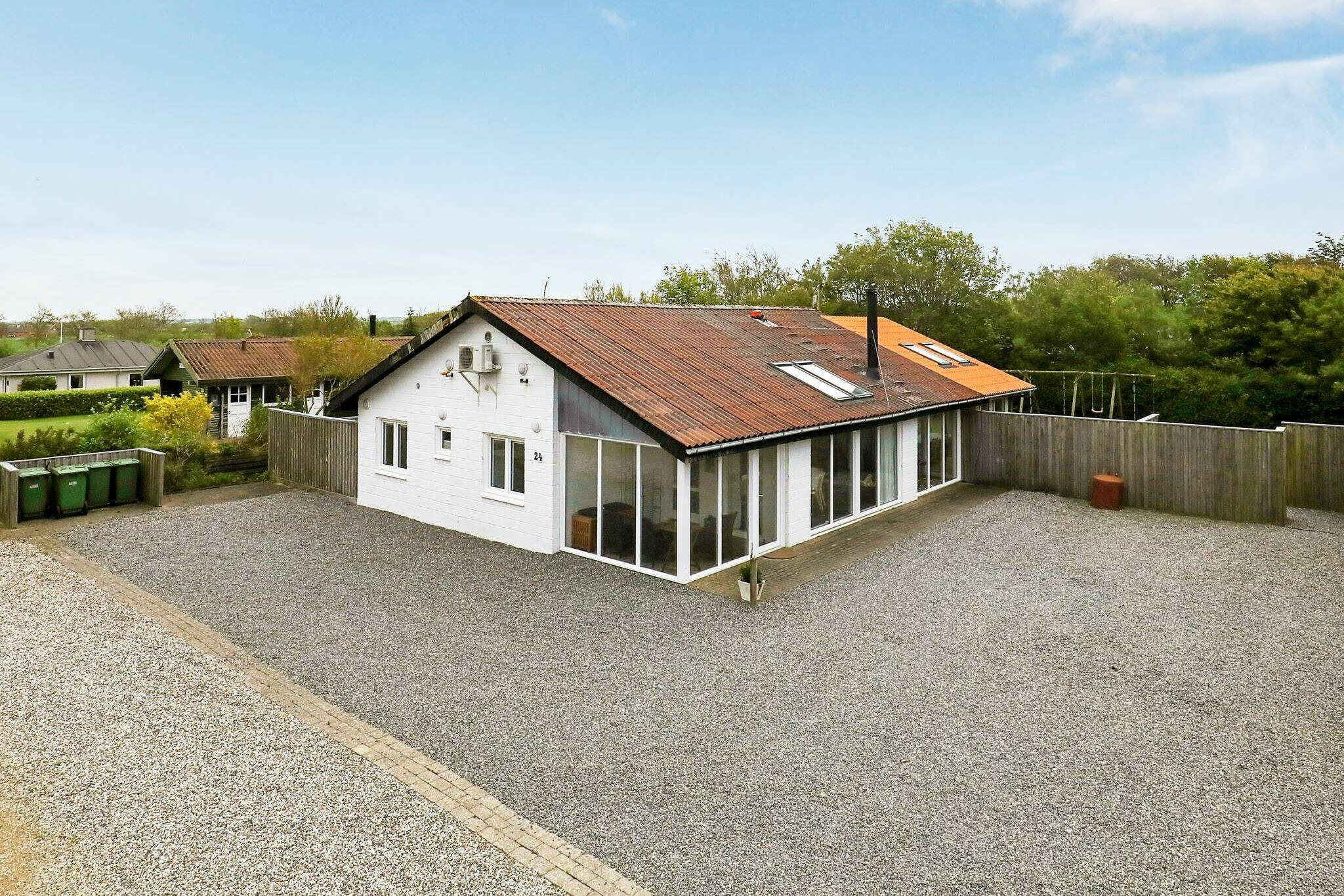 Holiday home in Vinderup for 12 persons