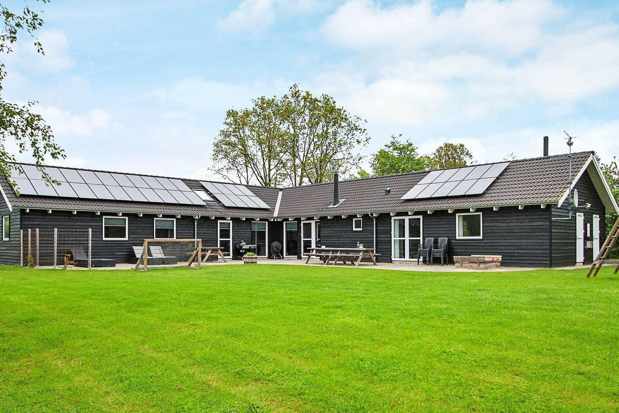 Holiday home in Ebeltoft for 18 persons