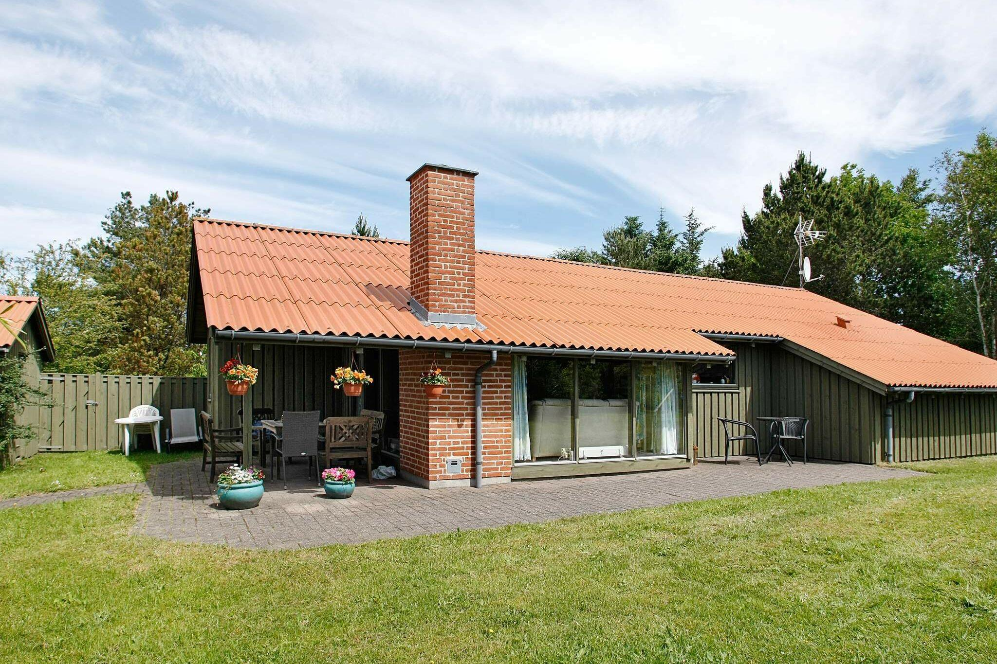 Holiday home in Fjerritslev for 8 persons