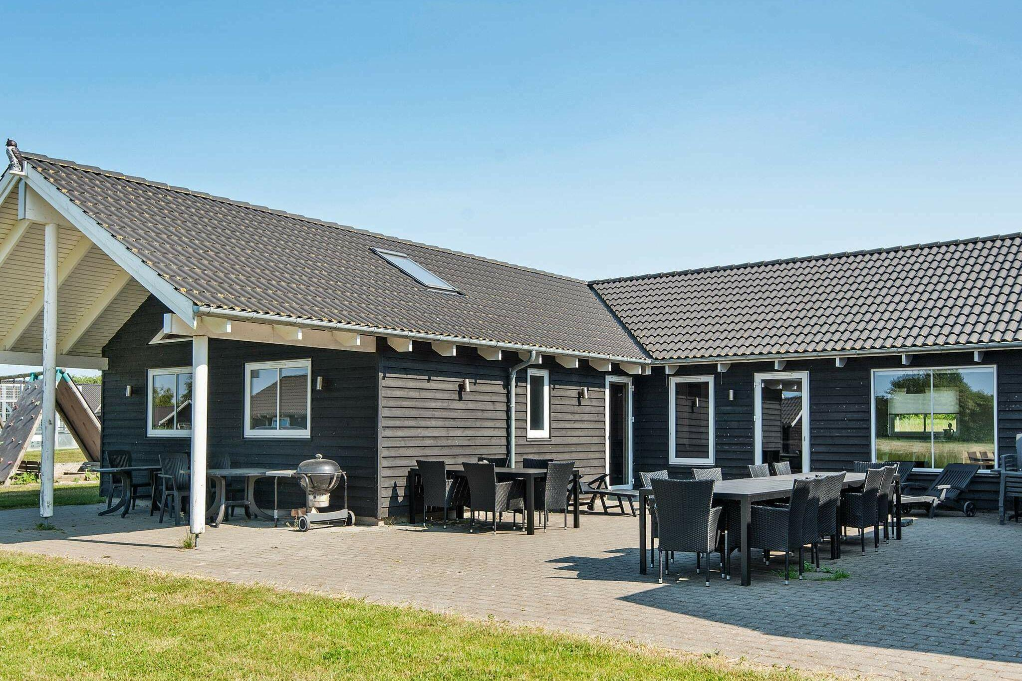Holiday home in Sydals for 20 persons
