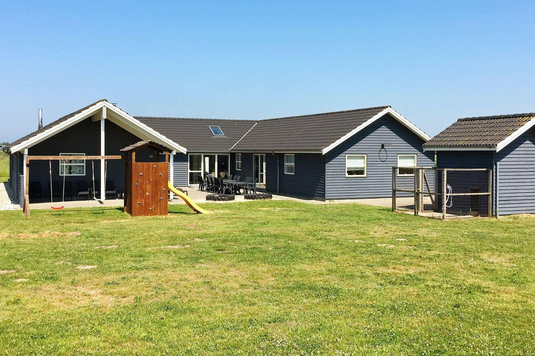 Holiday home in Loekken for 22 persons