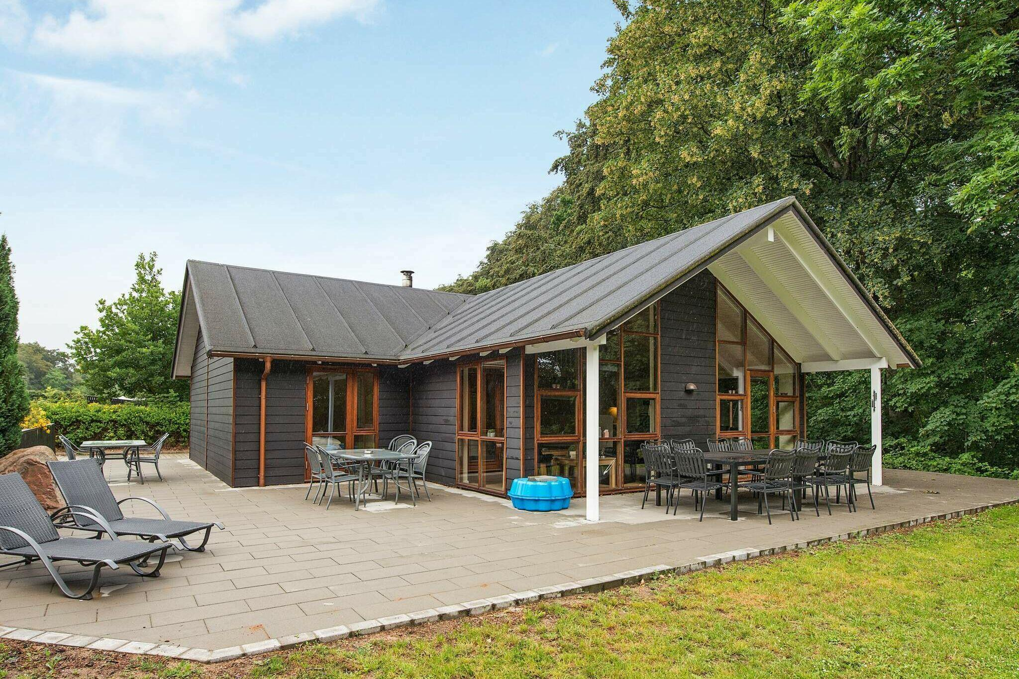 Holiday home in Aabenraa for 12 persons