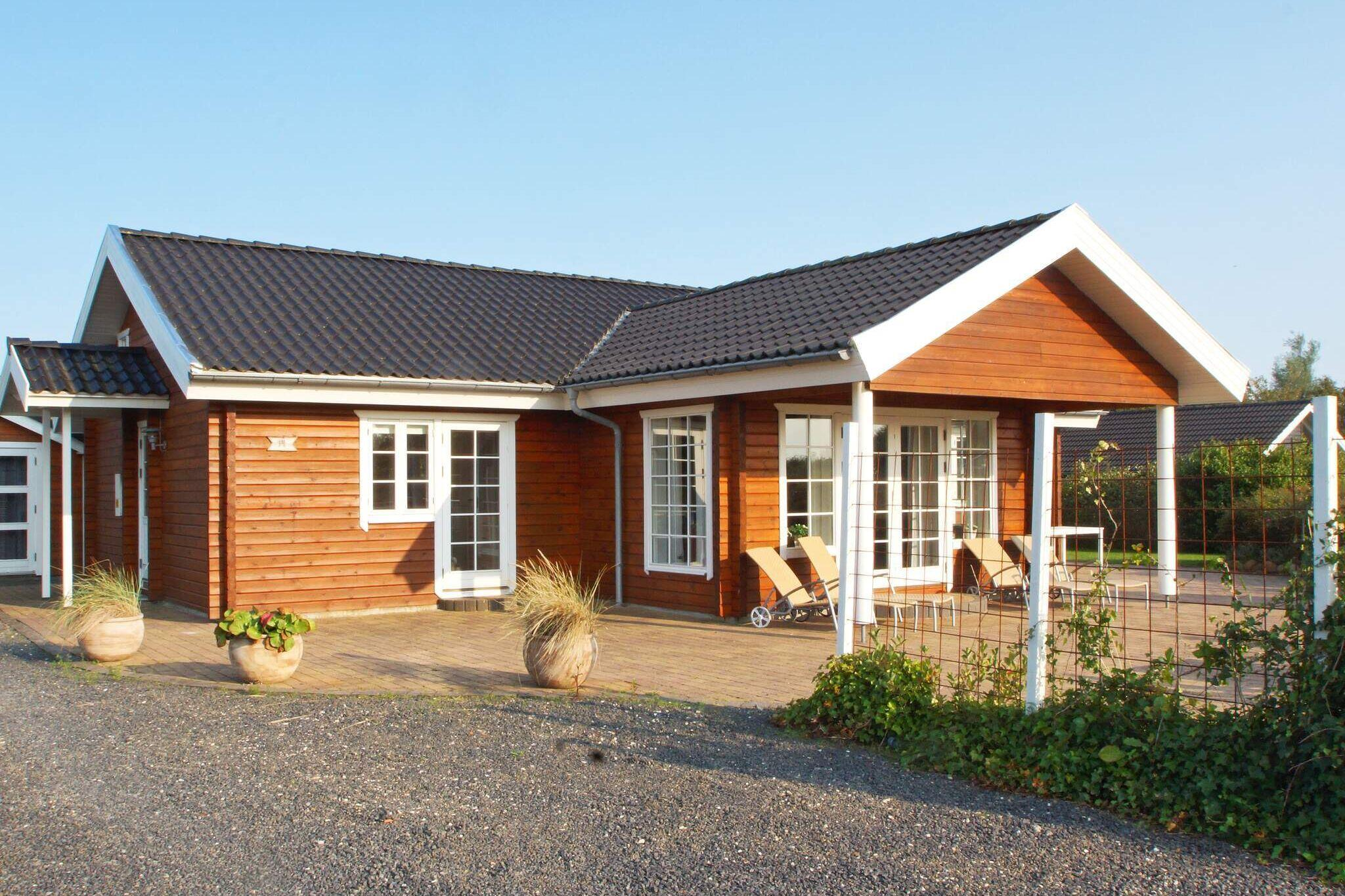 Holiday home in Hemmet for 10 persons
