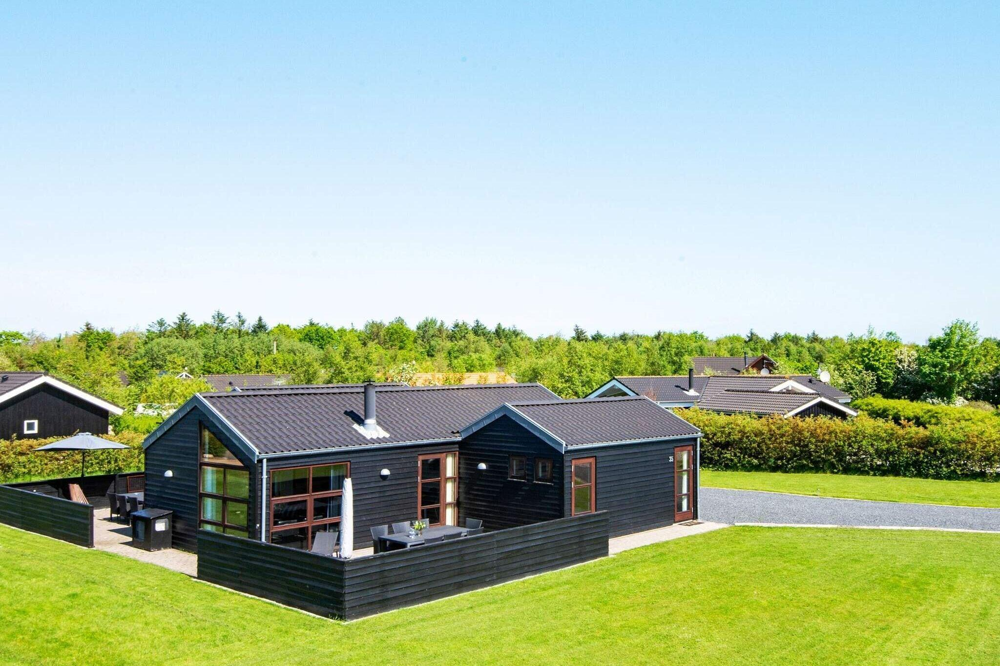 Holiday home in Hemmet for 8 persons
