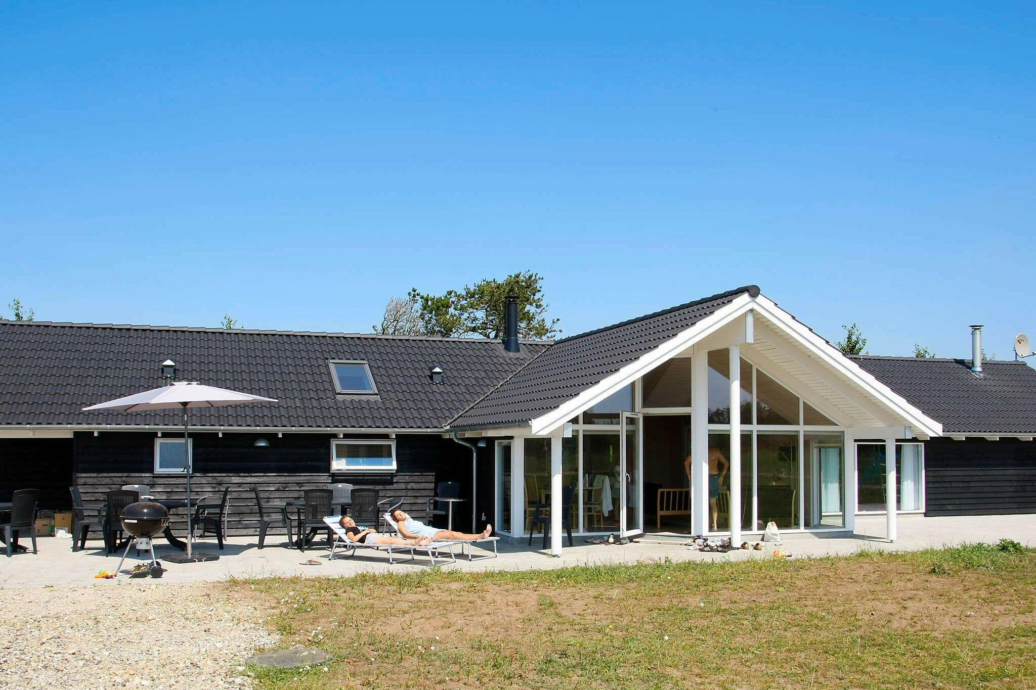 Holiday home in Hojslev for 14 persons