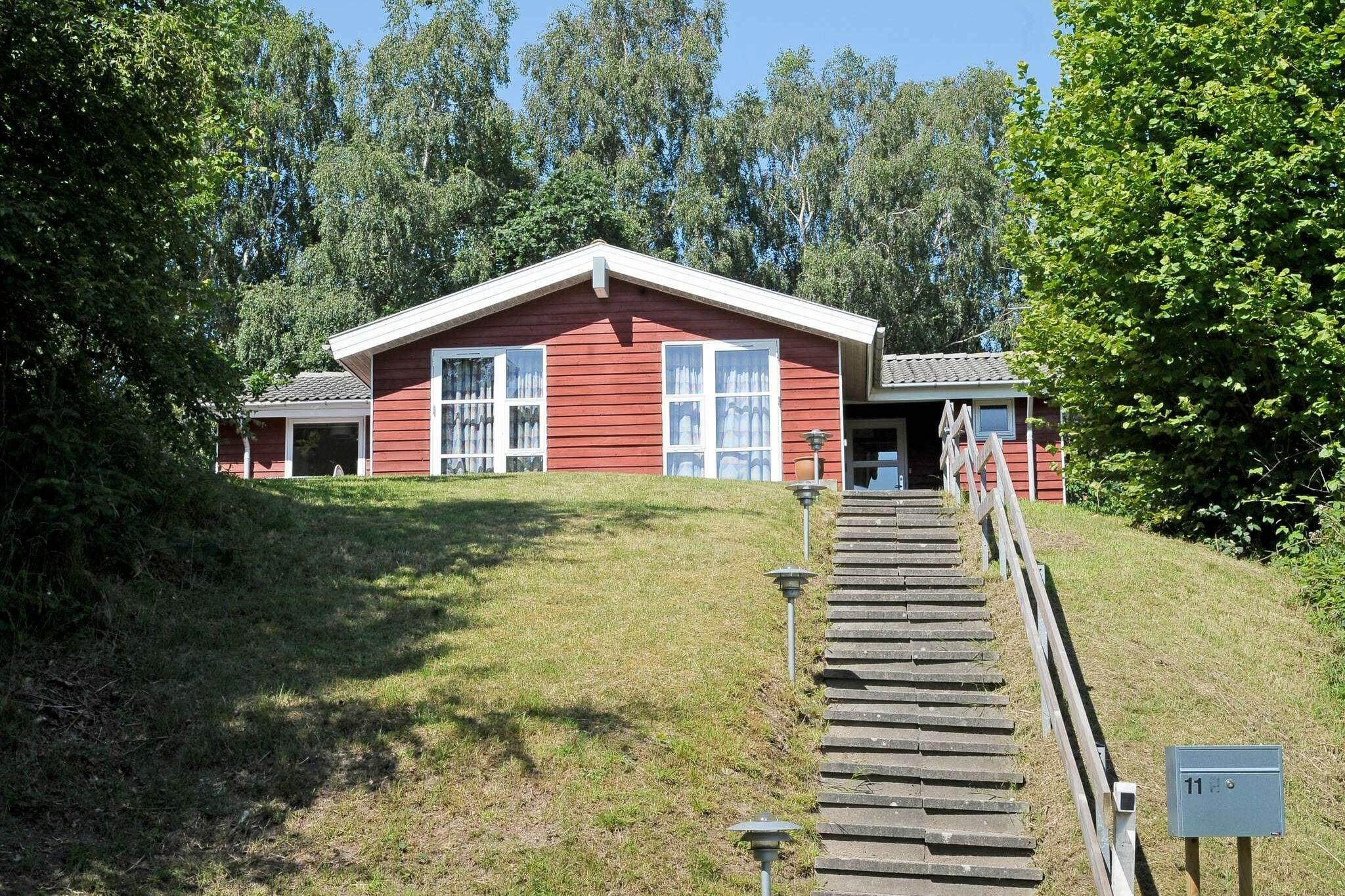 Holiday home in Borkop for 8 persons