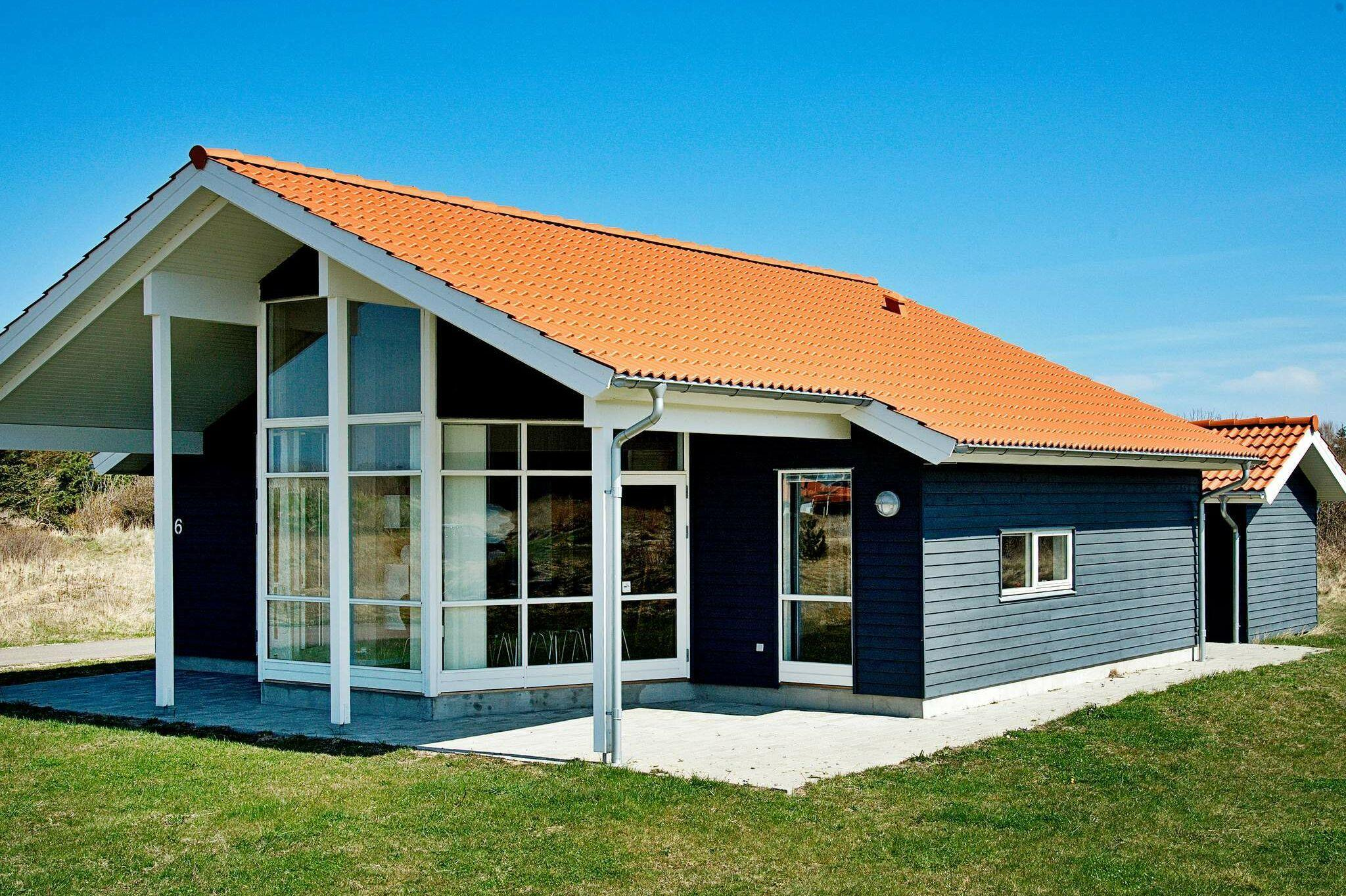 Holiday home in Ulfborg for 10 persons
