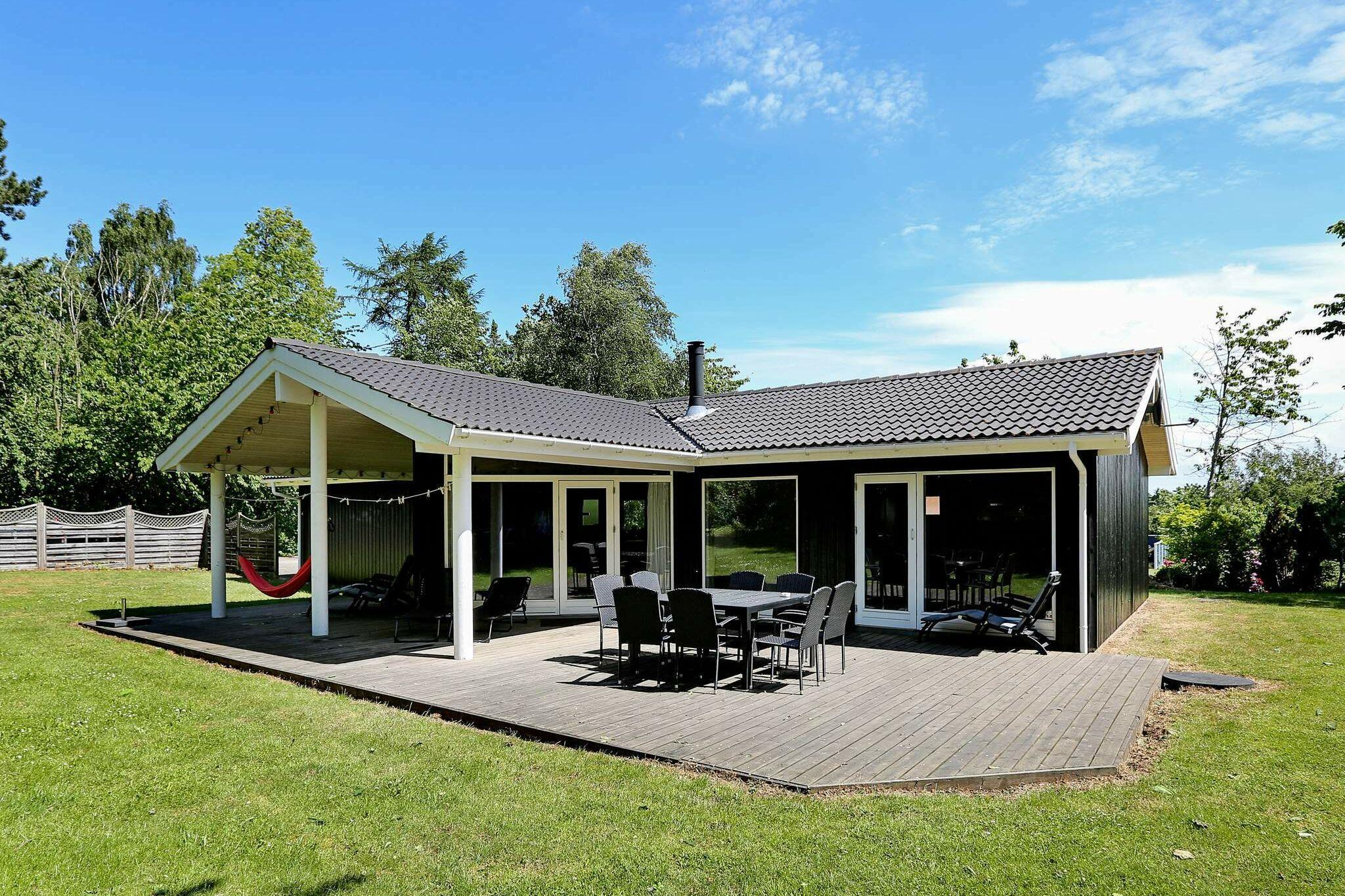 Holiday home in Gilleleje for 10 persons