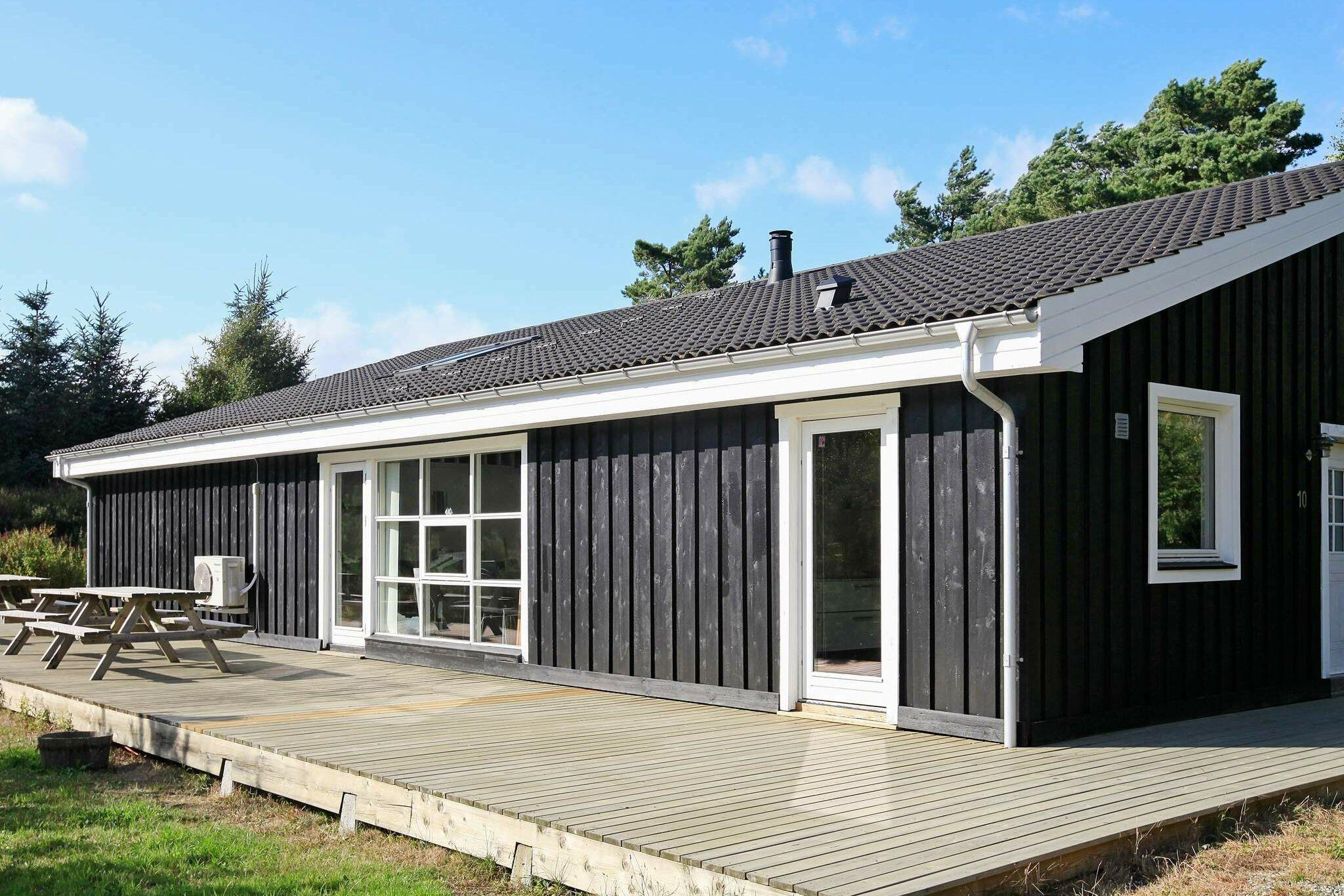 Holiday home in Hals for 16 persons