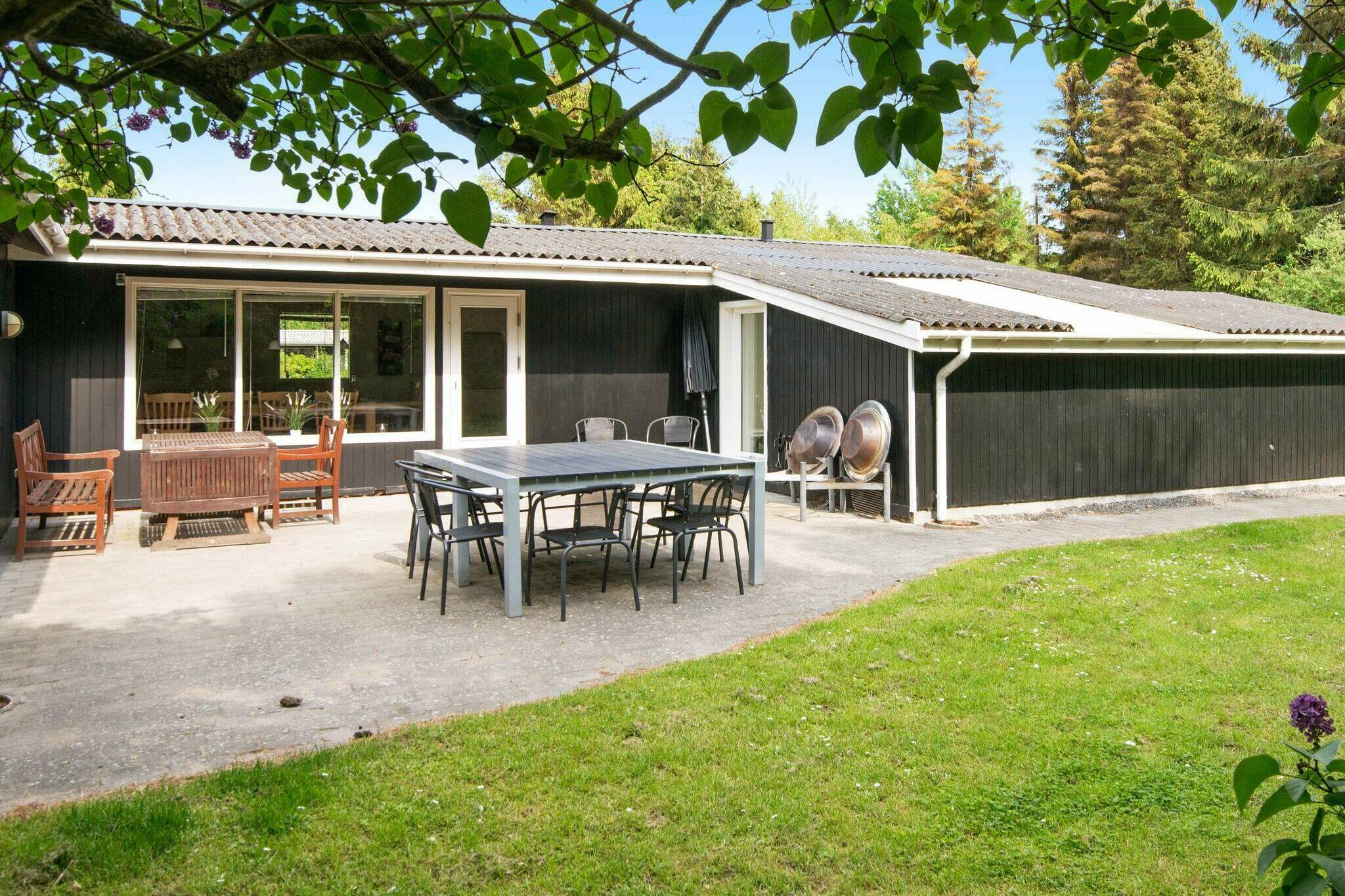 Holiday home in Ørsted for 14 persons
