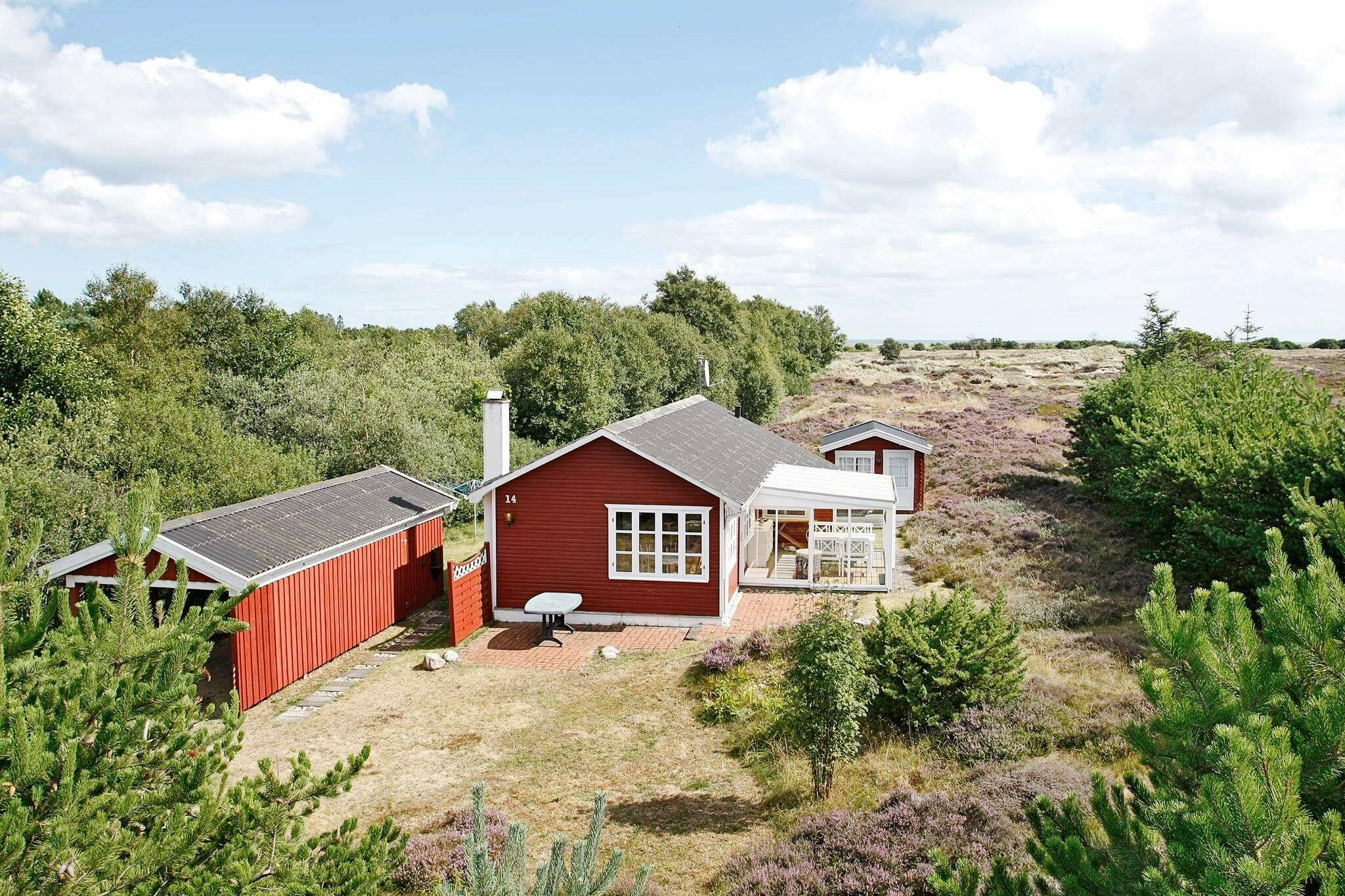 Holiday home in Albaek for 6 persons