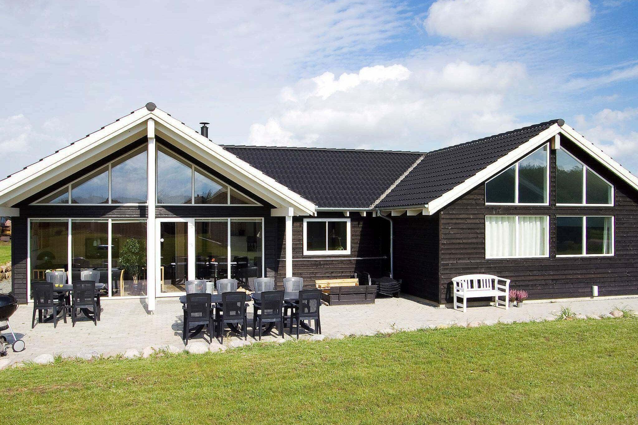 Holiday home in Sydals for 16 persons