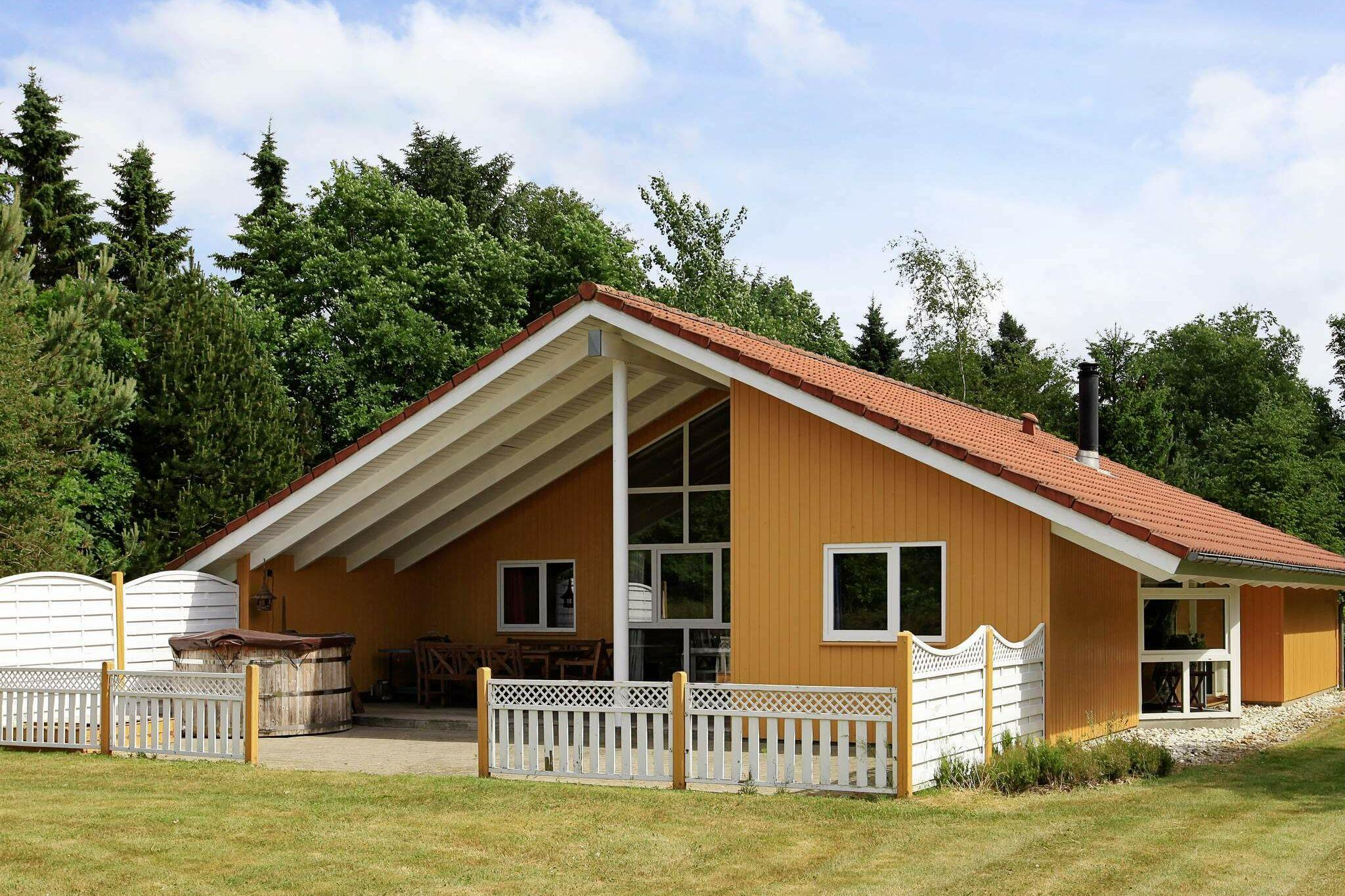 Holiday home in Ansager for 6 persons
