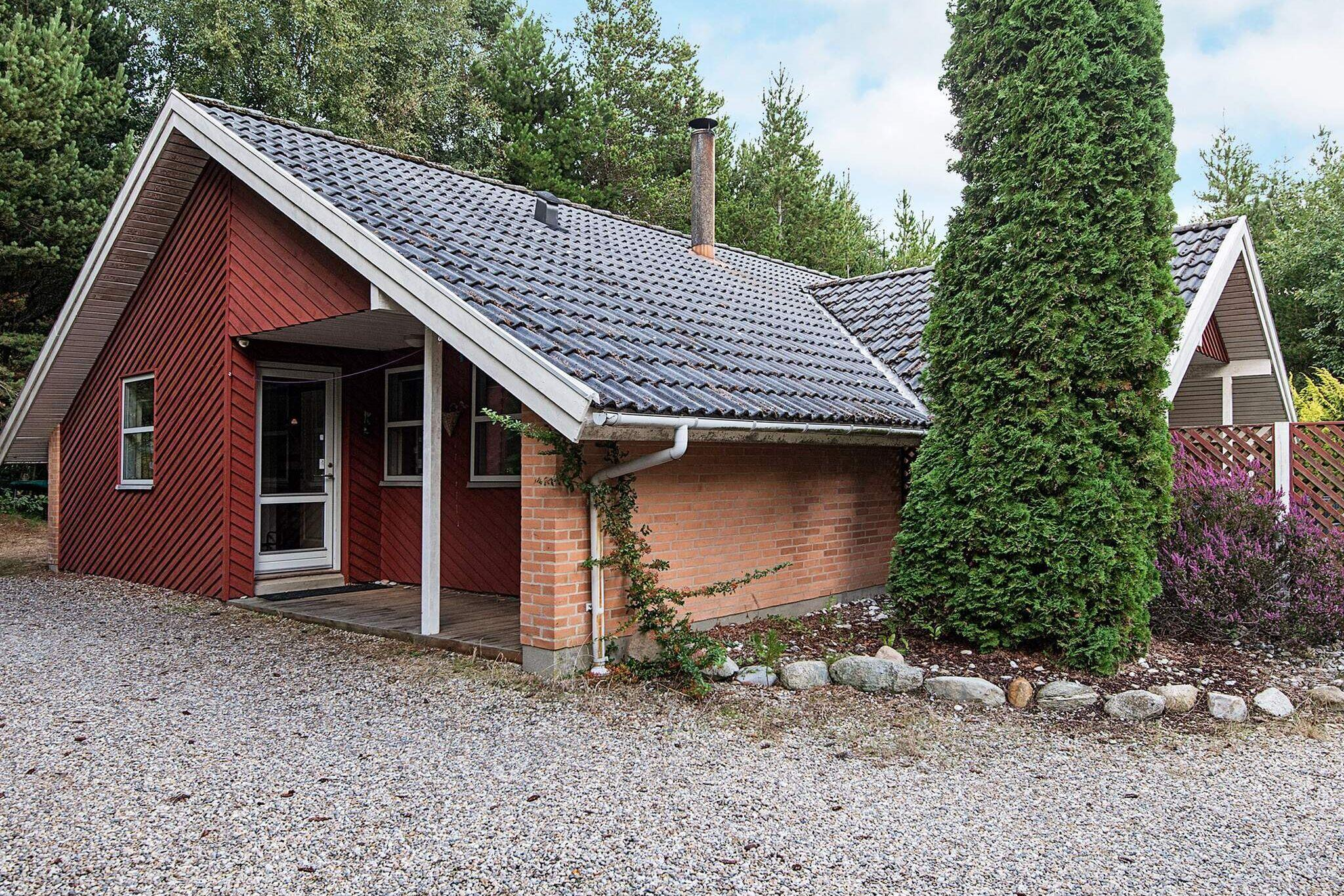 Holiday home in Henne for 10 persons