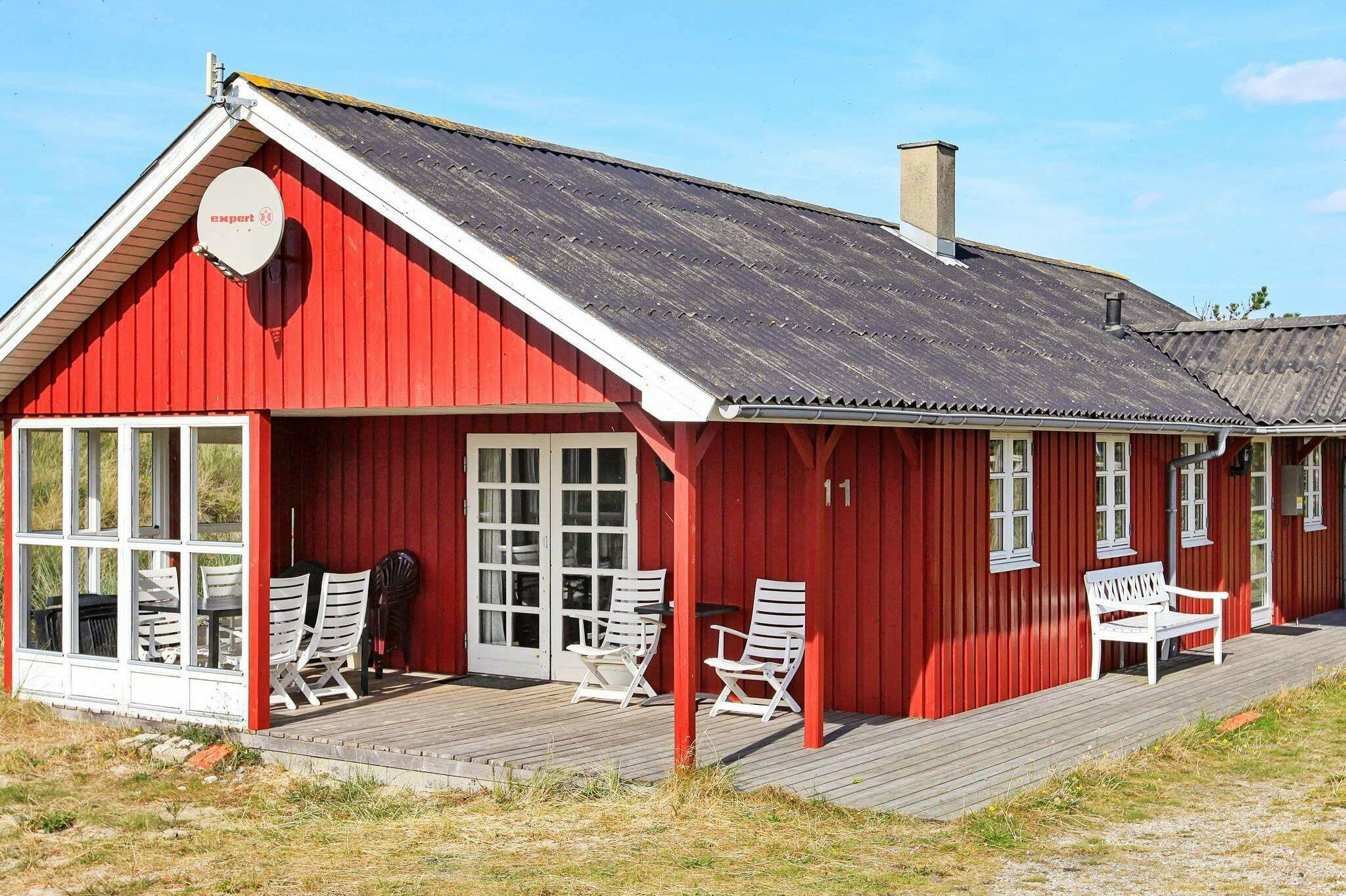 Holiday home in Hvide Sande for 6 persons