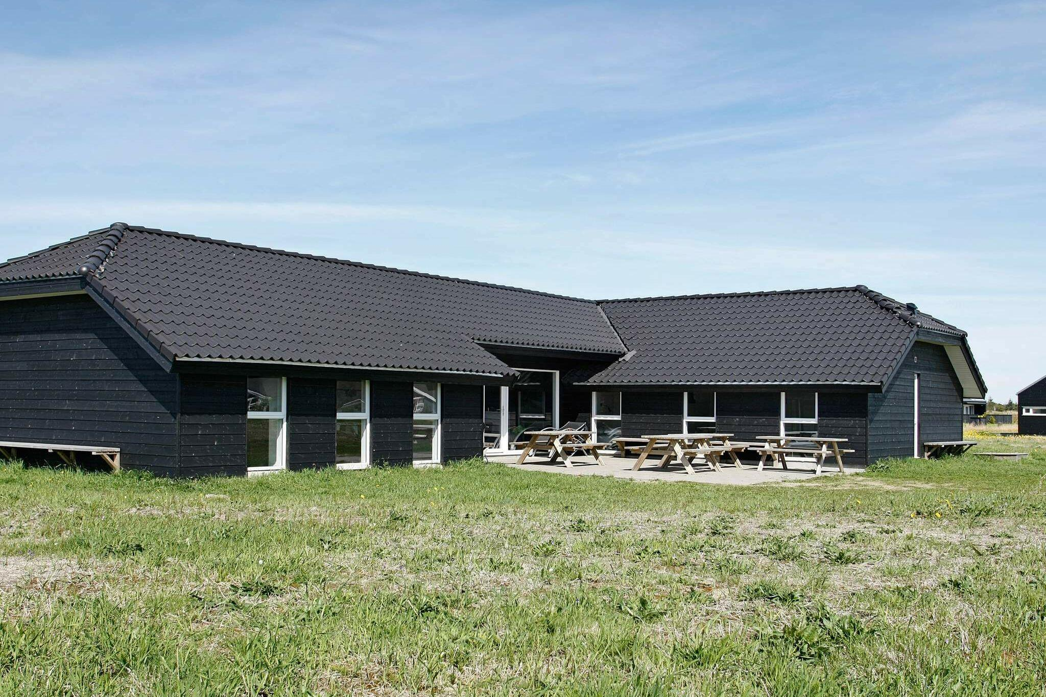 Holiday home in Brovst for 24 persons